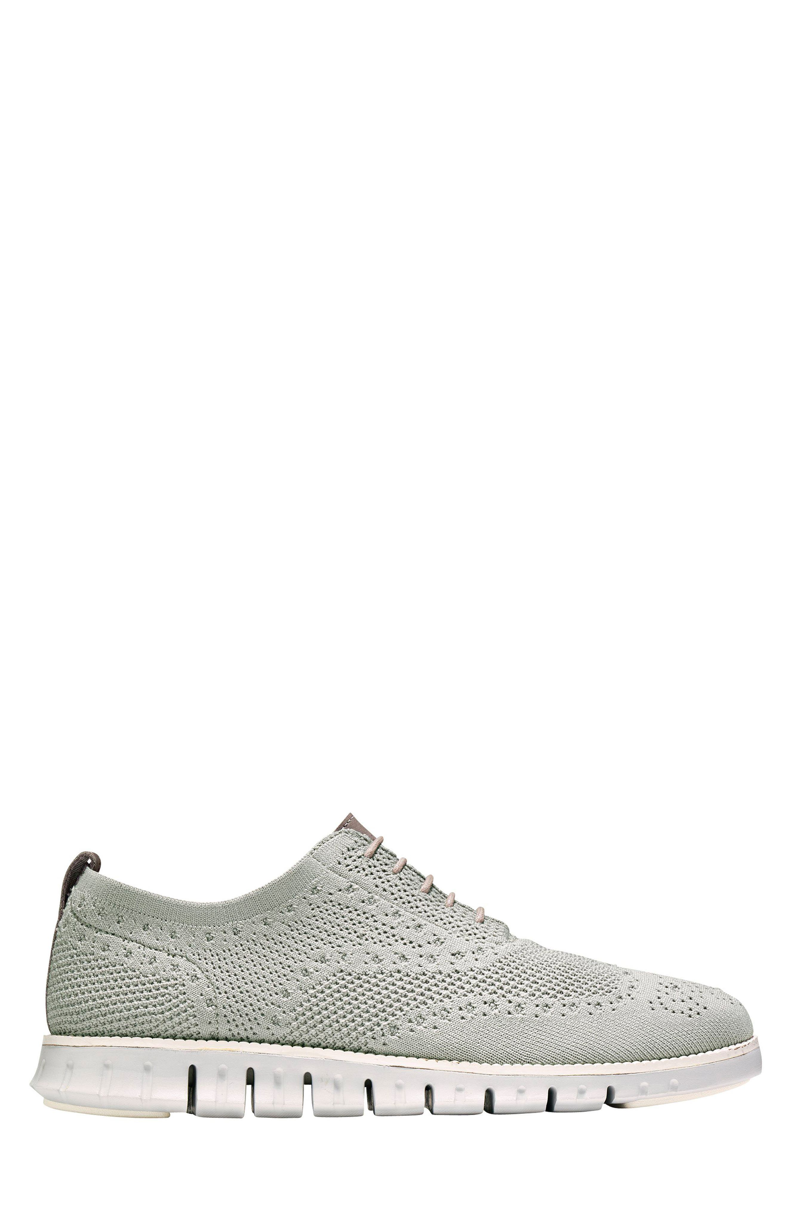 ZeroGrand Stitch-lite Wingtip Oxford,                             Alternate thumbnail 3, color,                             020