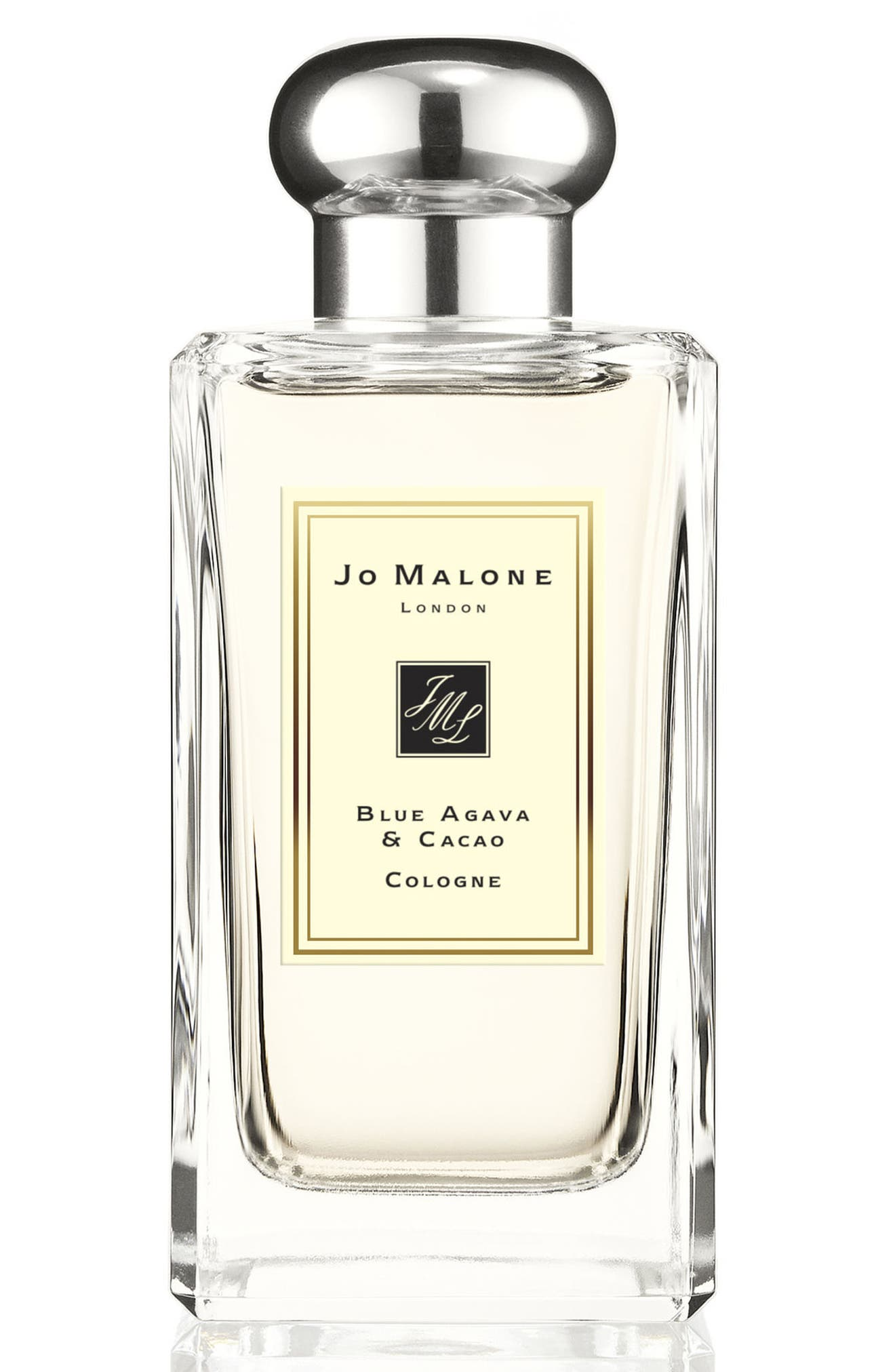 Jo Malone<sup>™</sup> 'Blue Agava & Cacao' Cologne,                             Main thumbnail 1, color,                             000