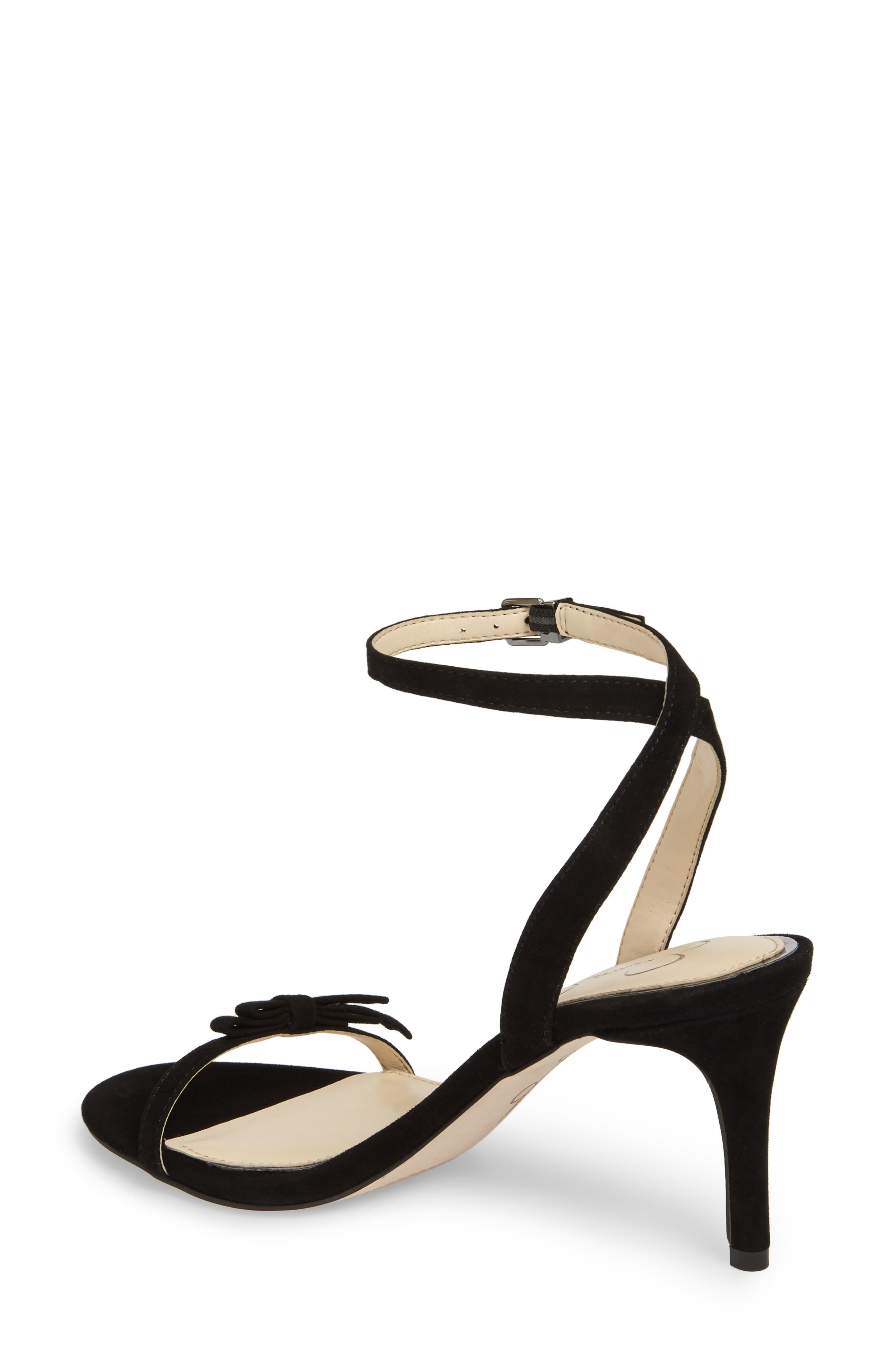 Purella Sandal,                             Alternate thumbnail 2, color,                             BLACK