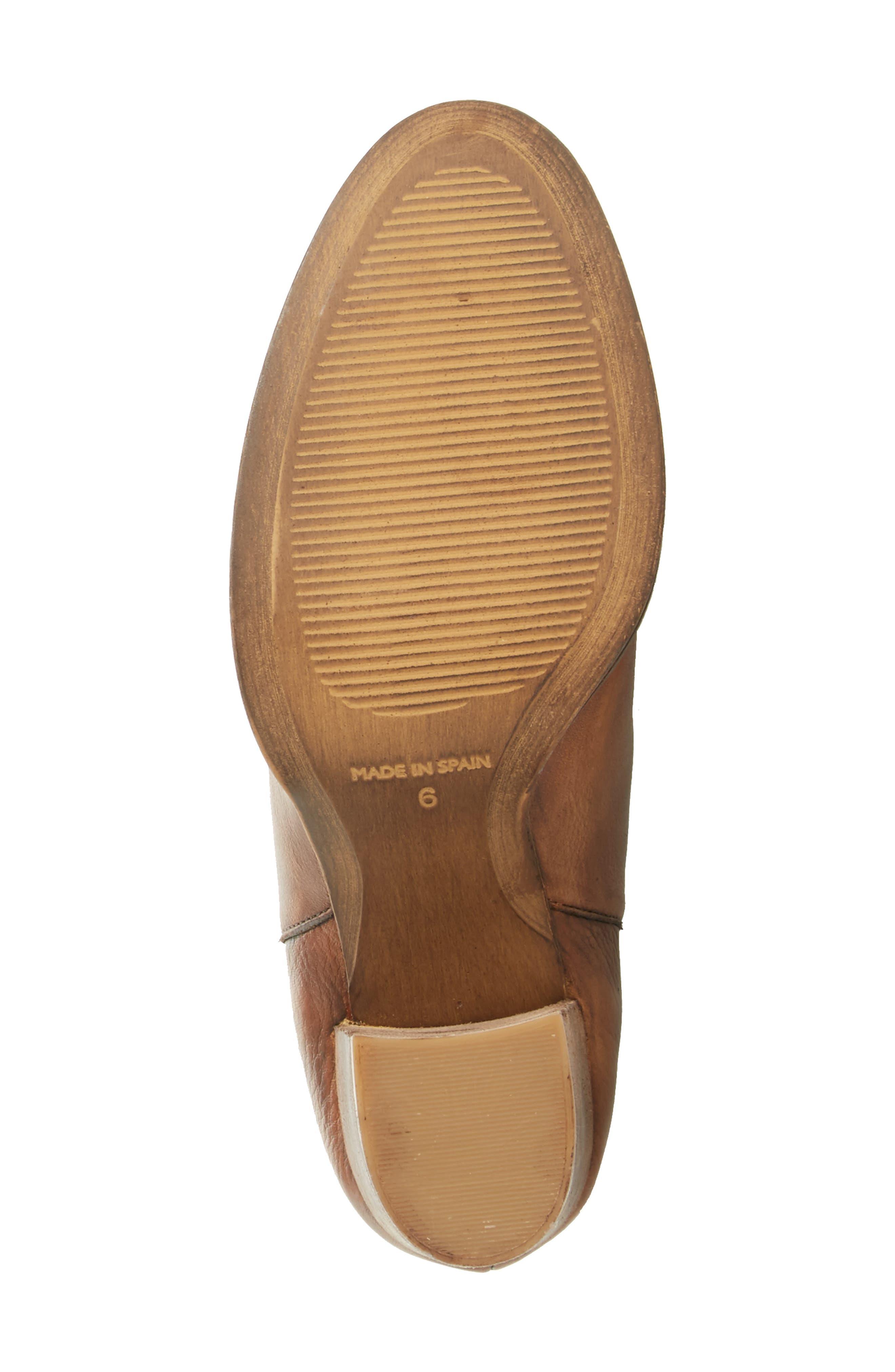 Tell It Block Heel Boot,                             Alternate thumbnail 5, color,                             239