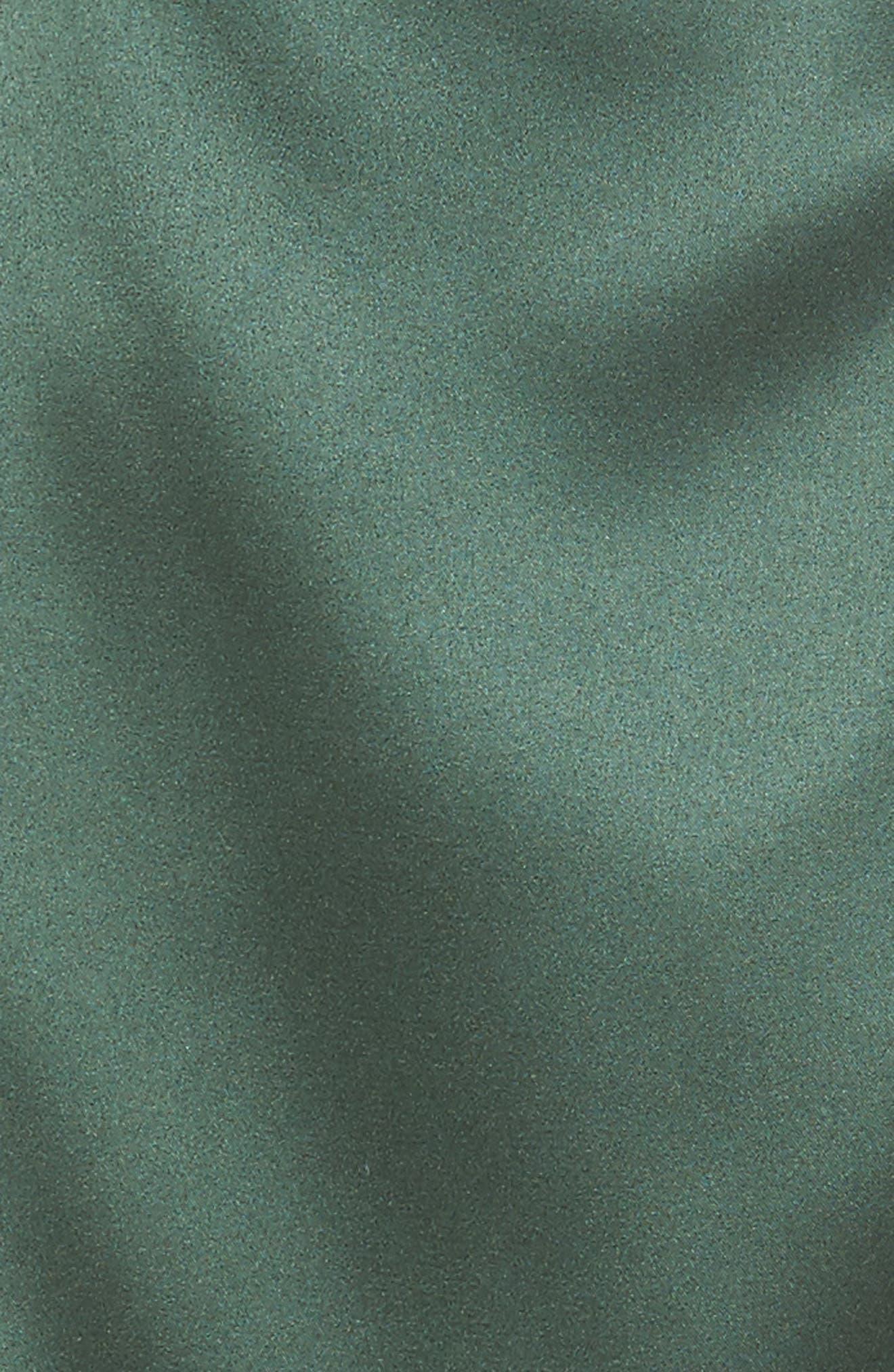 Nina Wrap Minidress,                             Alternate thumbnail 5, color,                             300