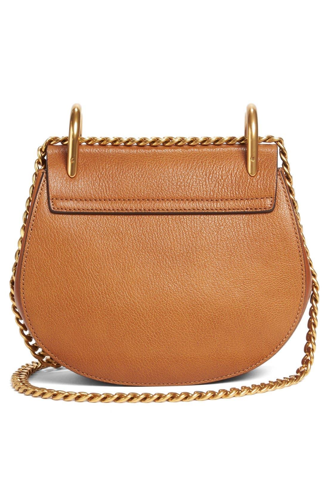 Drew Leather Shoulder Bag,                             Alternate thumbnail 2, color,                             233