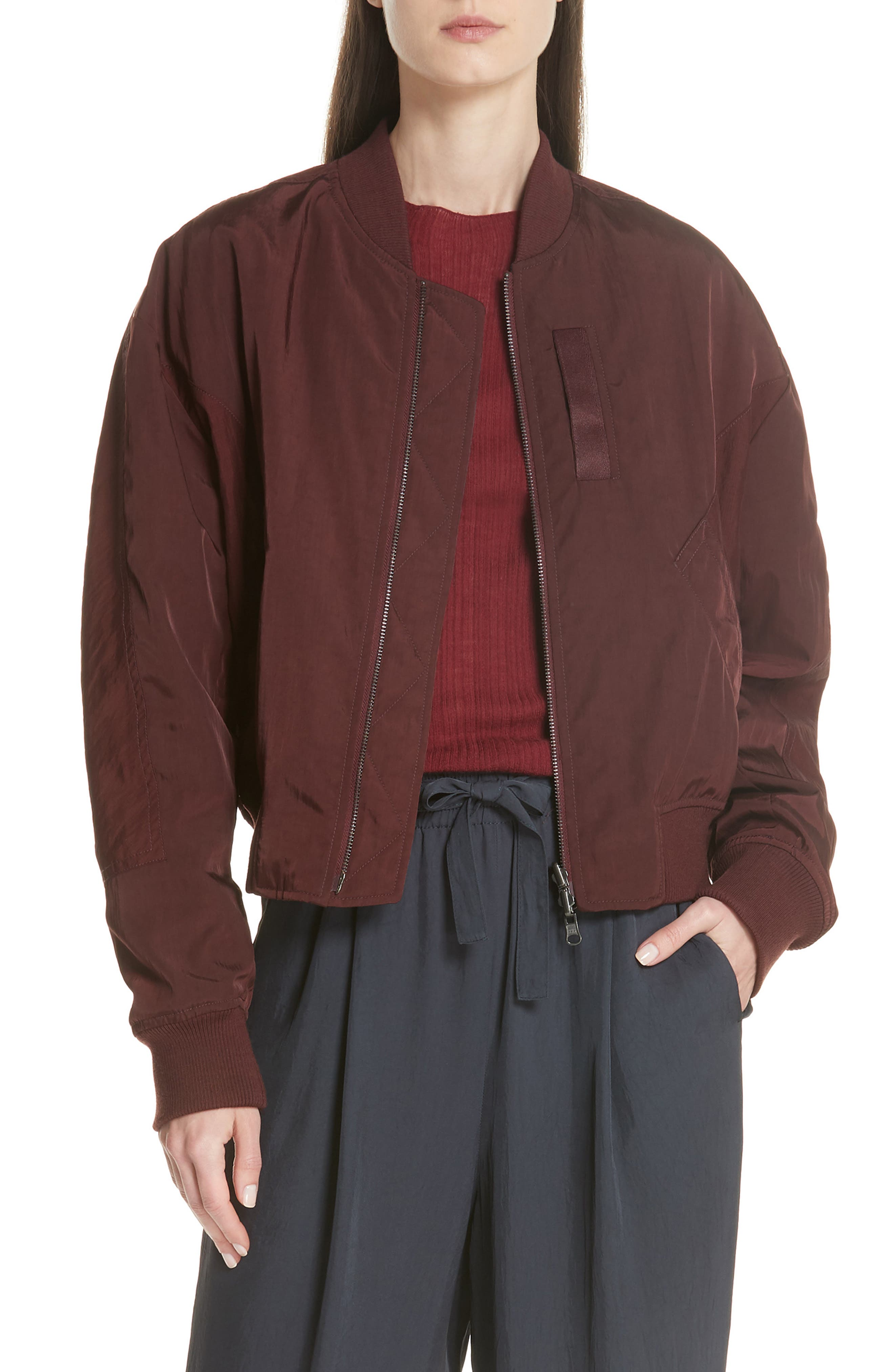 Reversible Bomber Jacket, Main, color, 936