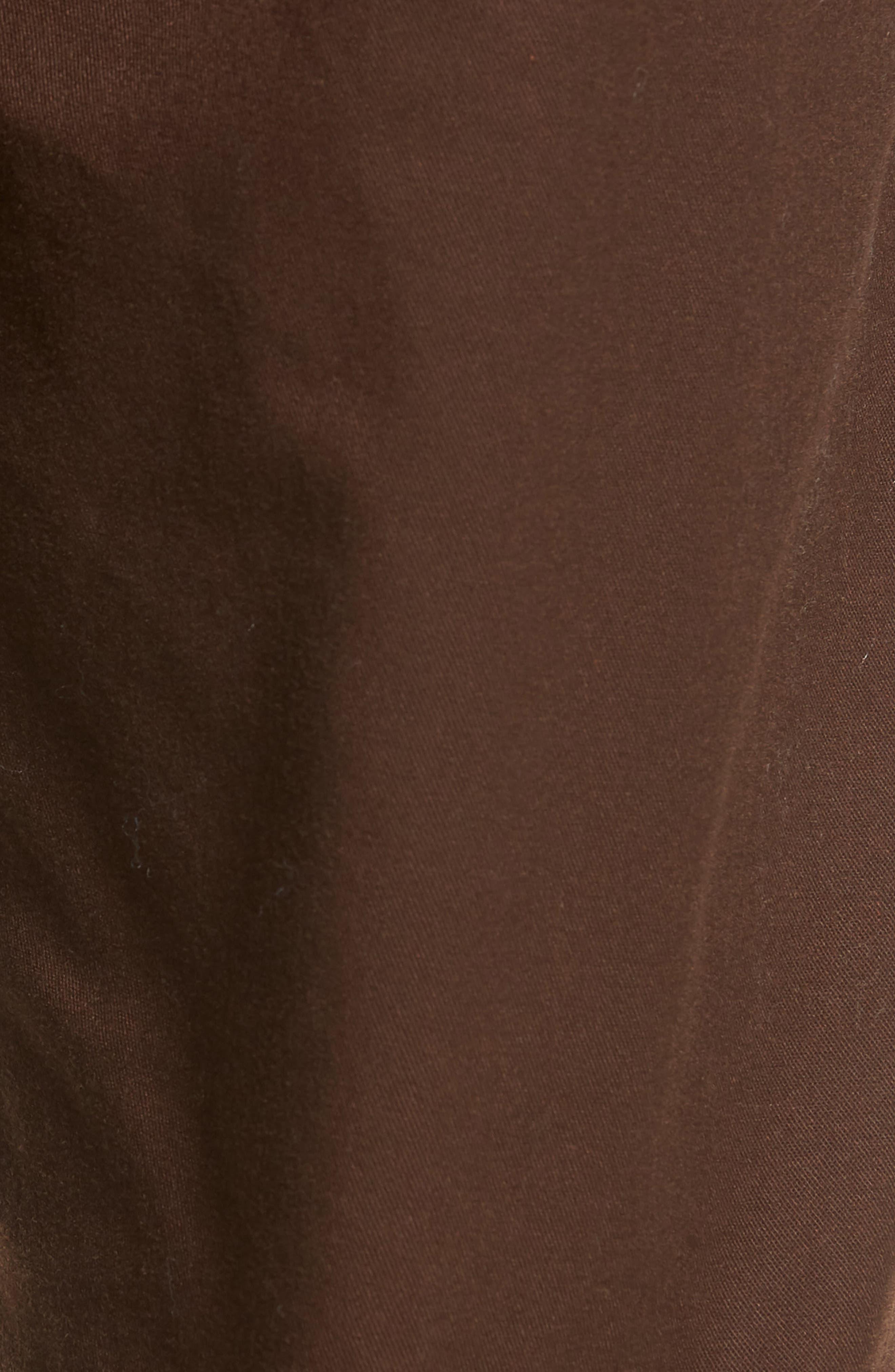 Authentic Chino Pro Pants,                             Alternate thumbnail 5, color,                             DEMITASSE