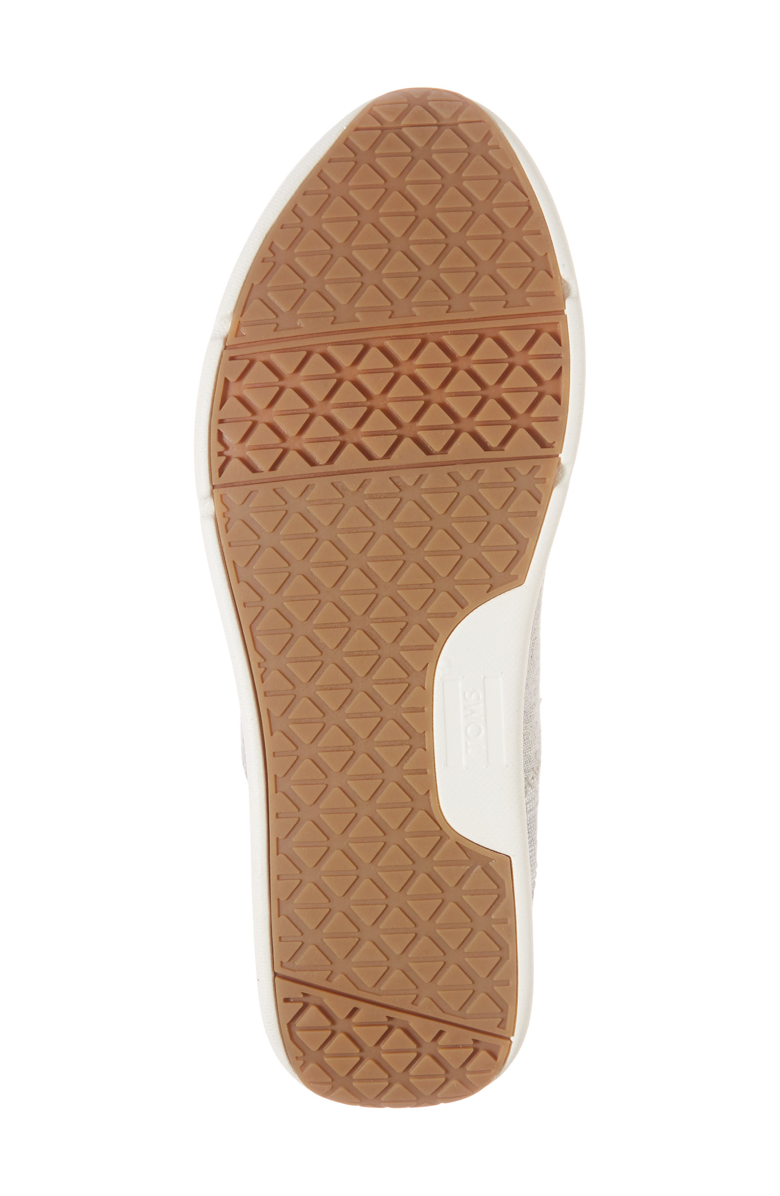 Cabrillo Sneaker,                             Alternate thumbnail 6, color,                             DRIZZLE GREY CHAMBRAY MIX