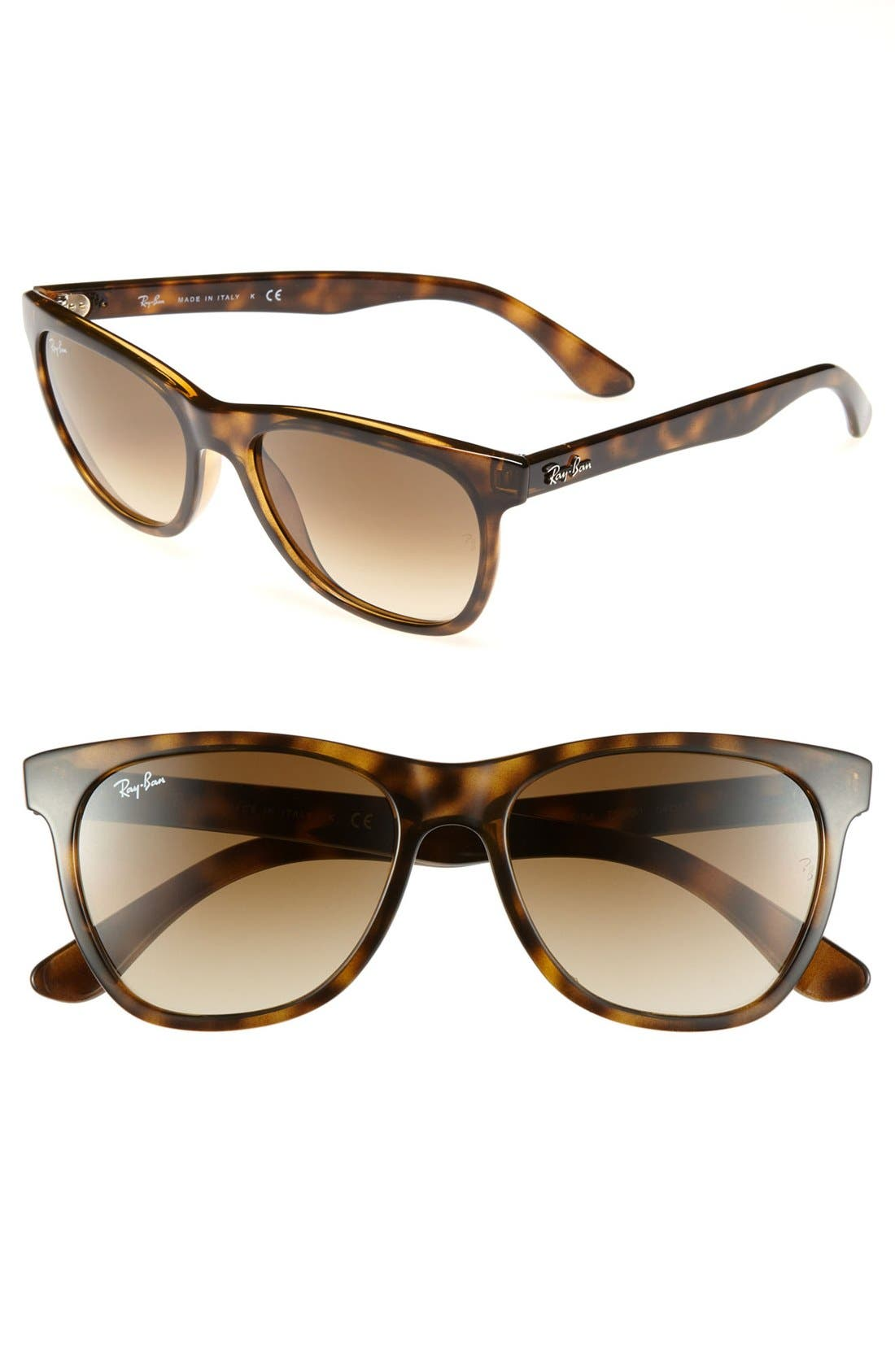 'High Street' 54mm Sunglasses,                             Main thumbnail 2, color,