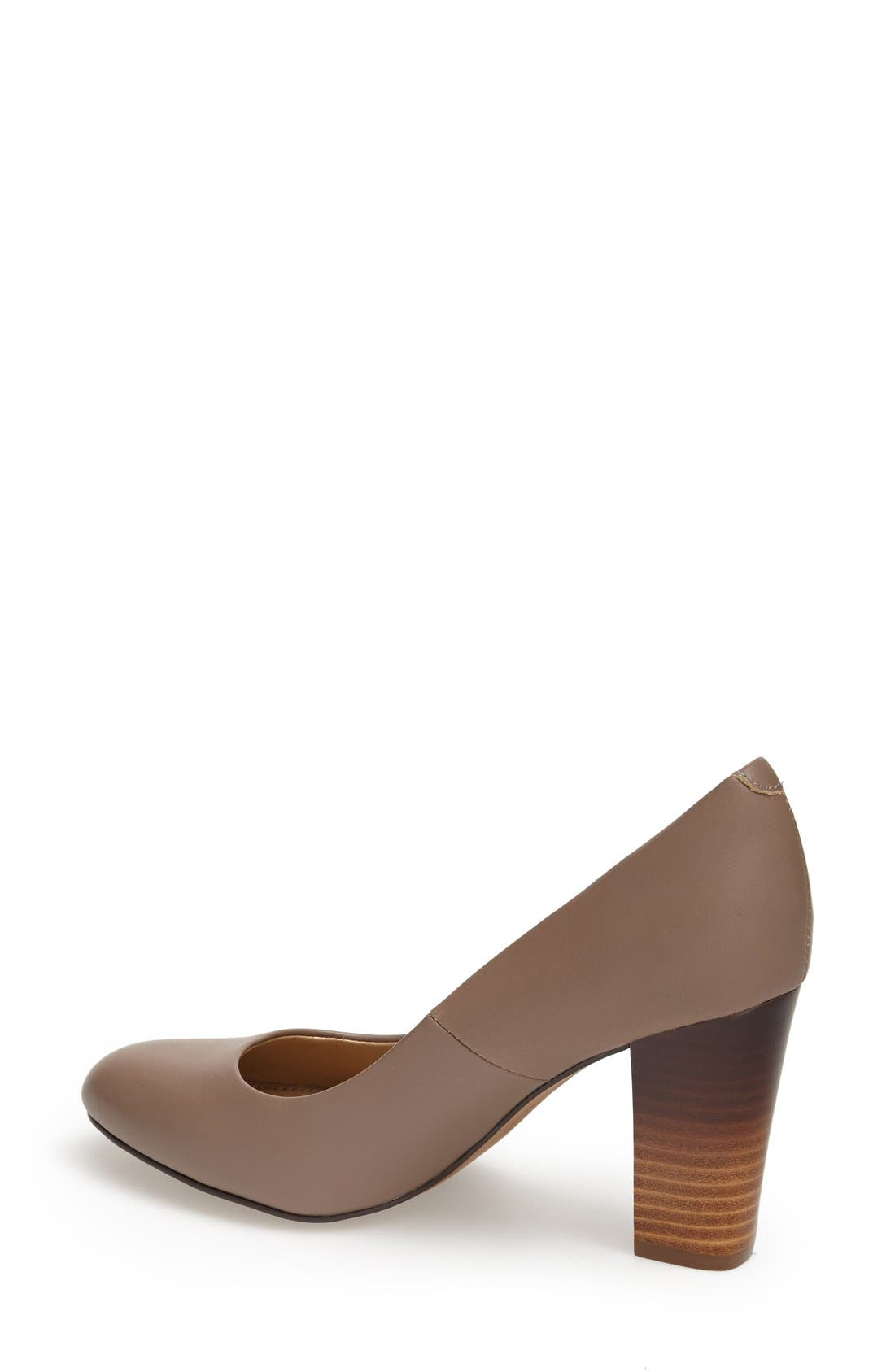 'Eleni II' Block Heel Pump,                             Alternate thumbnail 15, color,