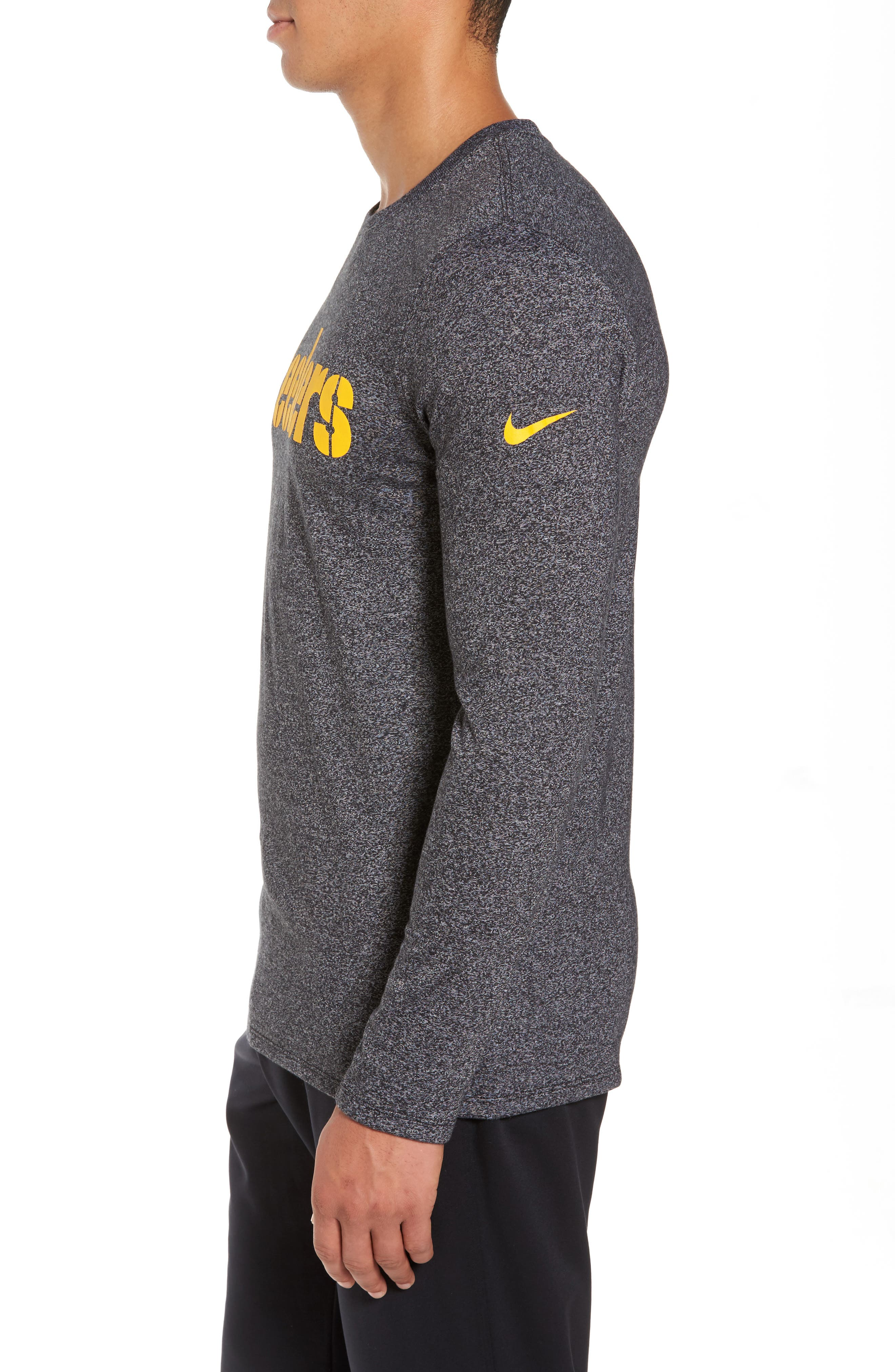 NFL Graphic Long Sleeve T-Shirt,                             Alternate thumbnail 18, color,