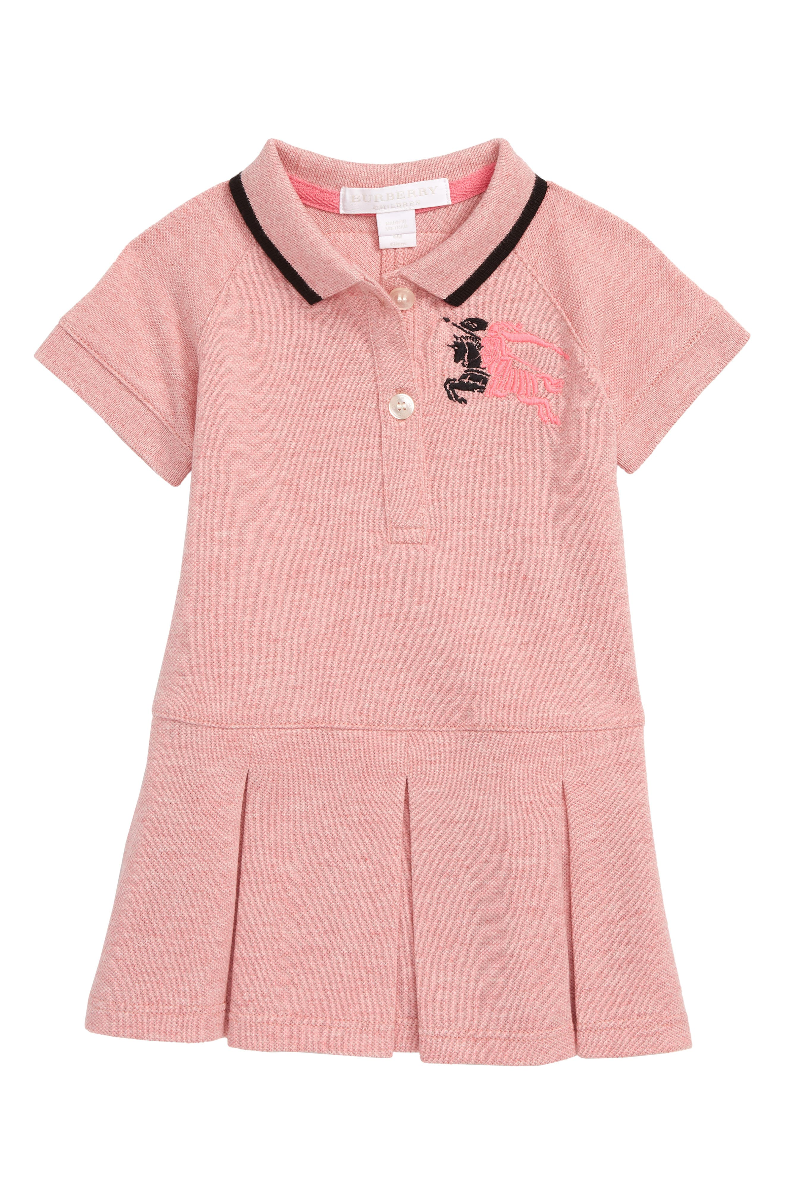 Mini Mollyanna Polo Dress,                             Main thumbnail 1, color,                             651