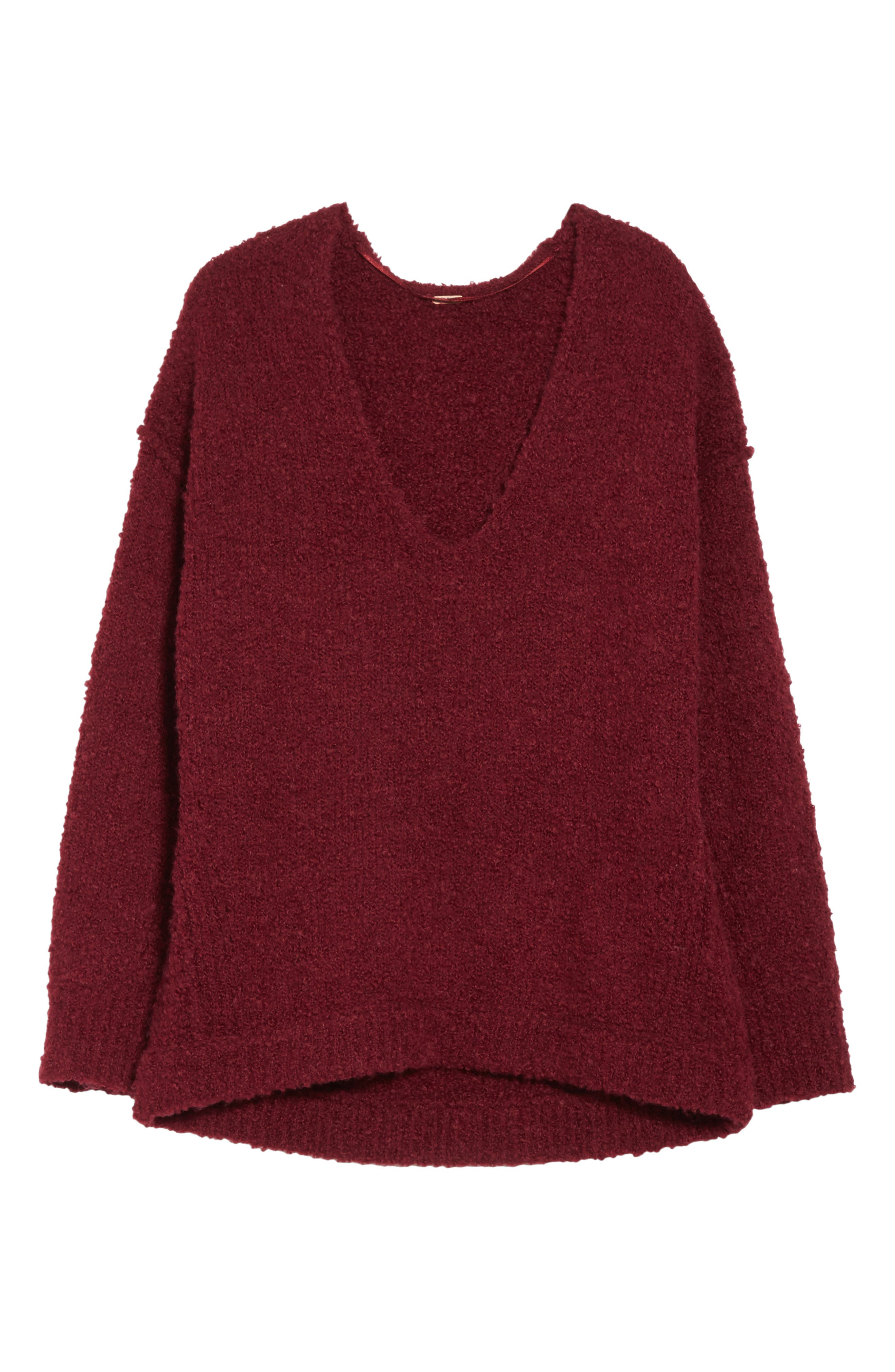 Lofty V-Neck Sweater,                             Alternate thumbnail 41, color,