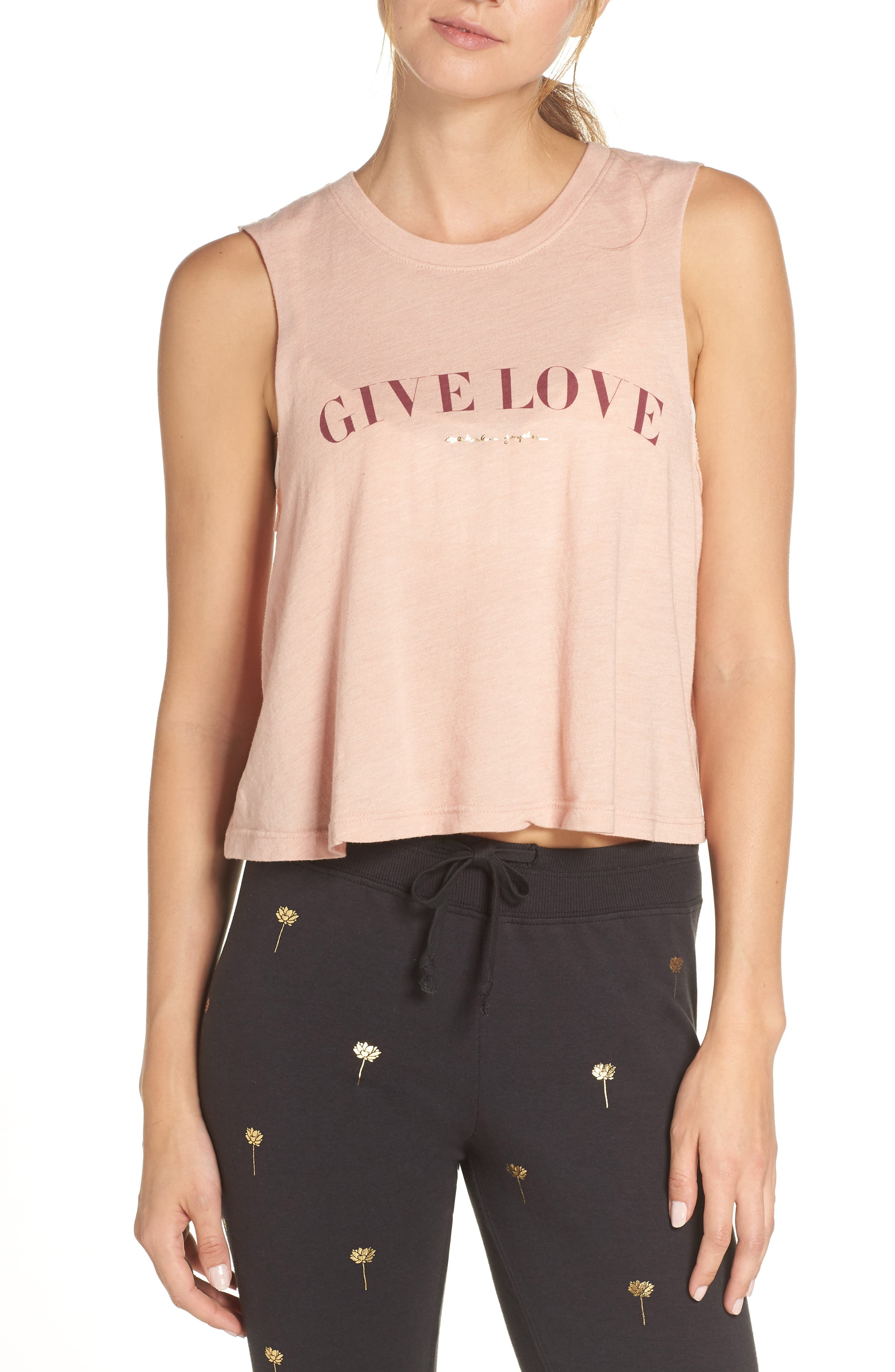 Give Love Crop Tank,                         Main,                         color, 294