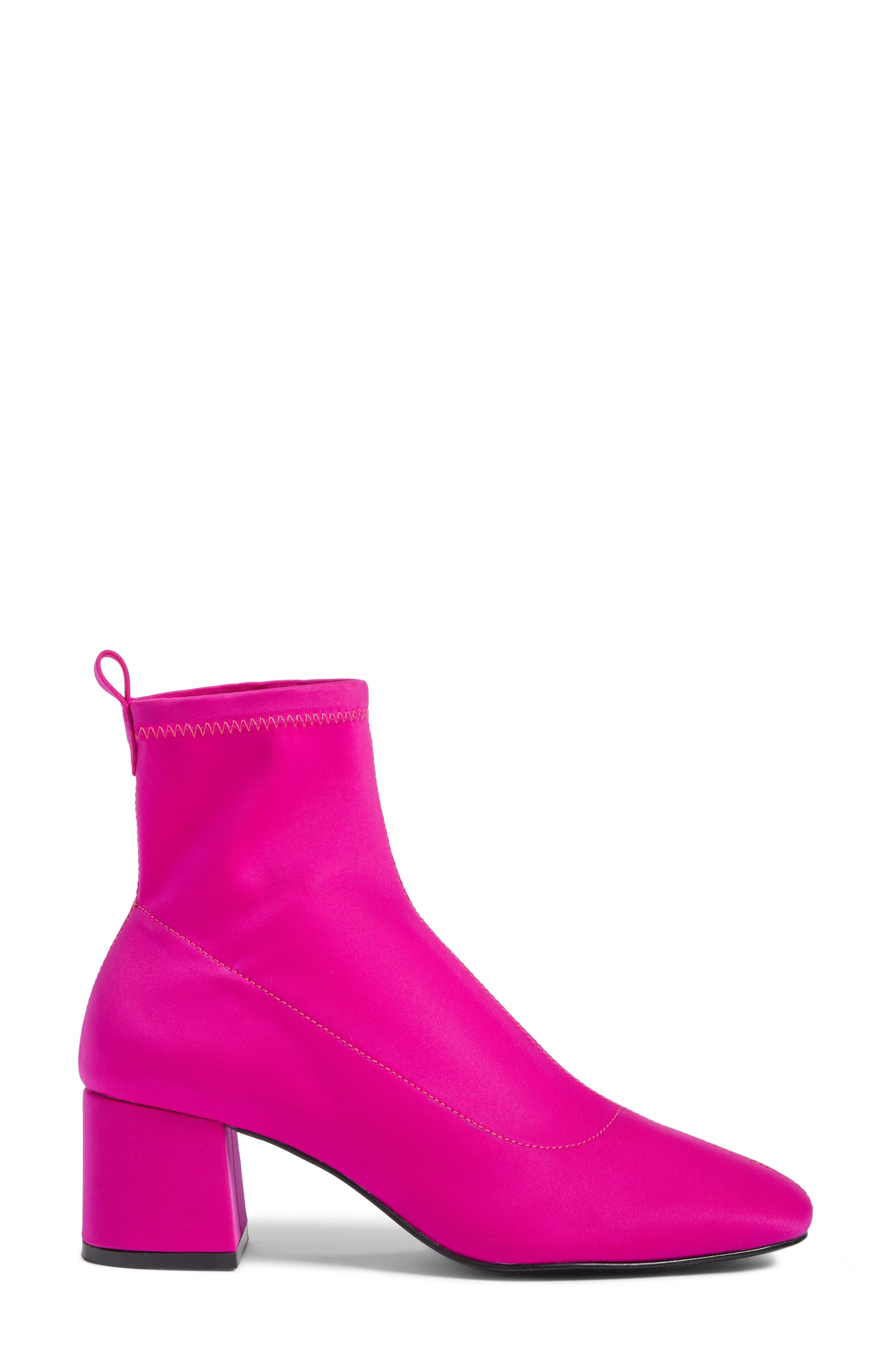 Buttercup Bootie,                             Alternate thumbnail 3, color,                             PINK