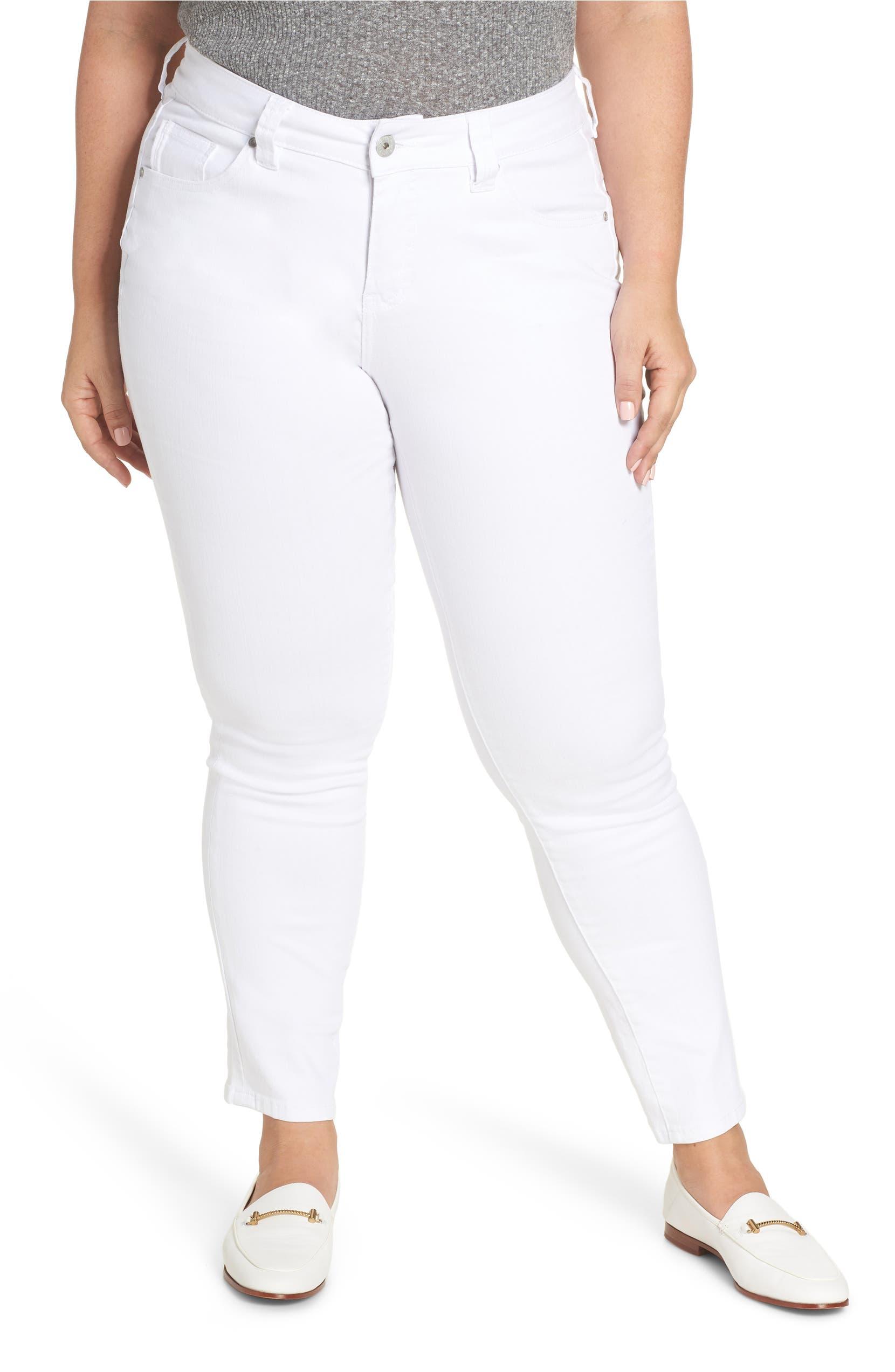 859675f8c5 Jag Jeans Carter Girlfriend Jeans (Plus Size)