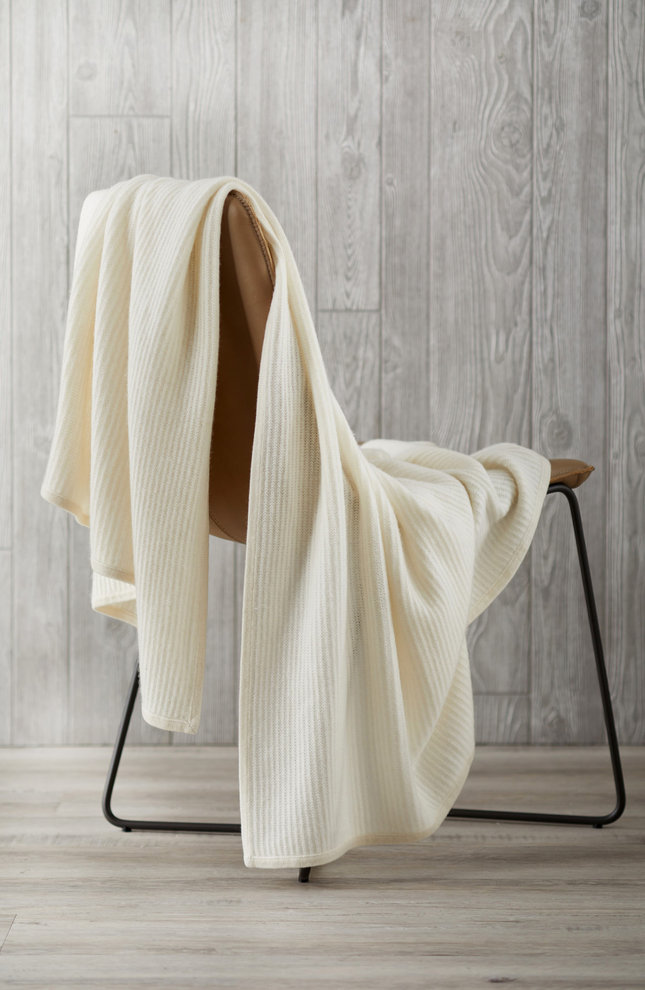 Lattice Cashmere Throw Blanket,                             Alternate thumbnail 24, color,