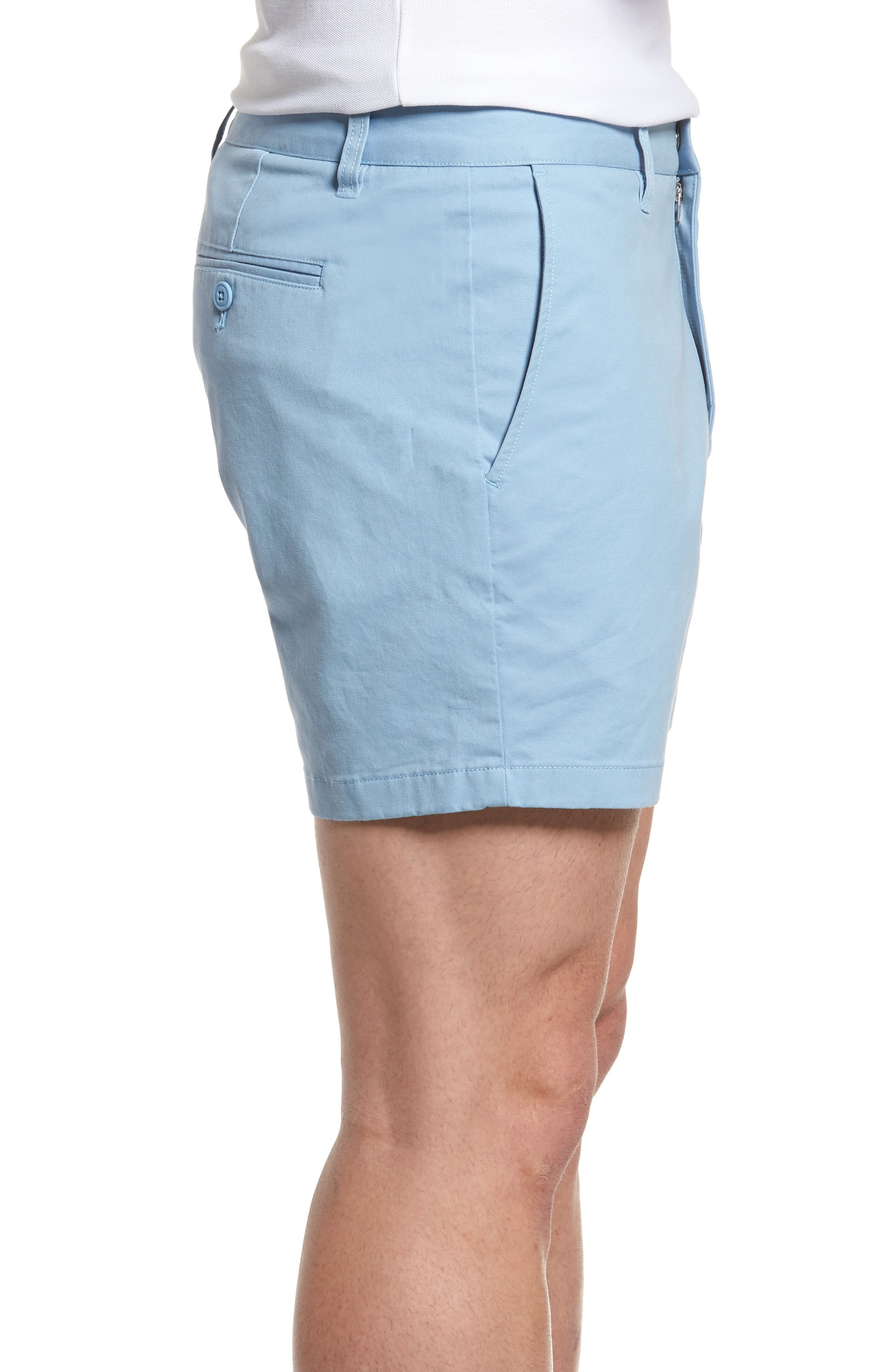 Stretch Washed Chino 5-Inch Shorts,                             Alternate thumbnail 67, color,