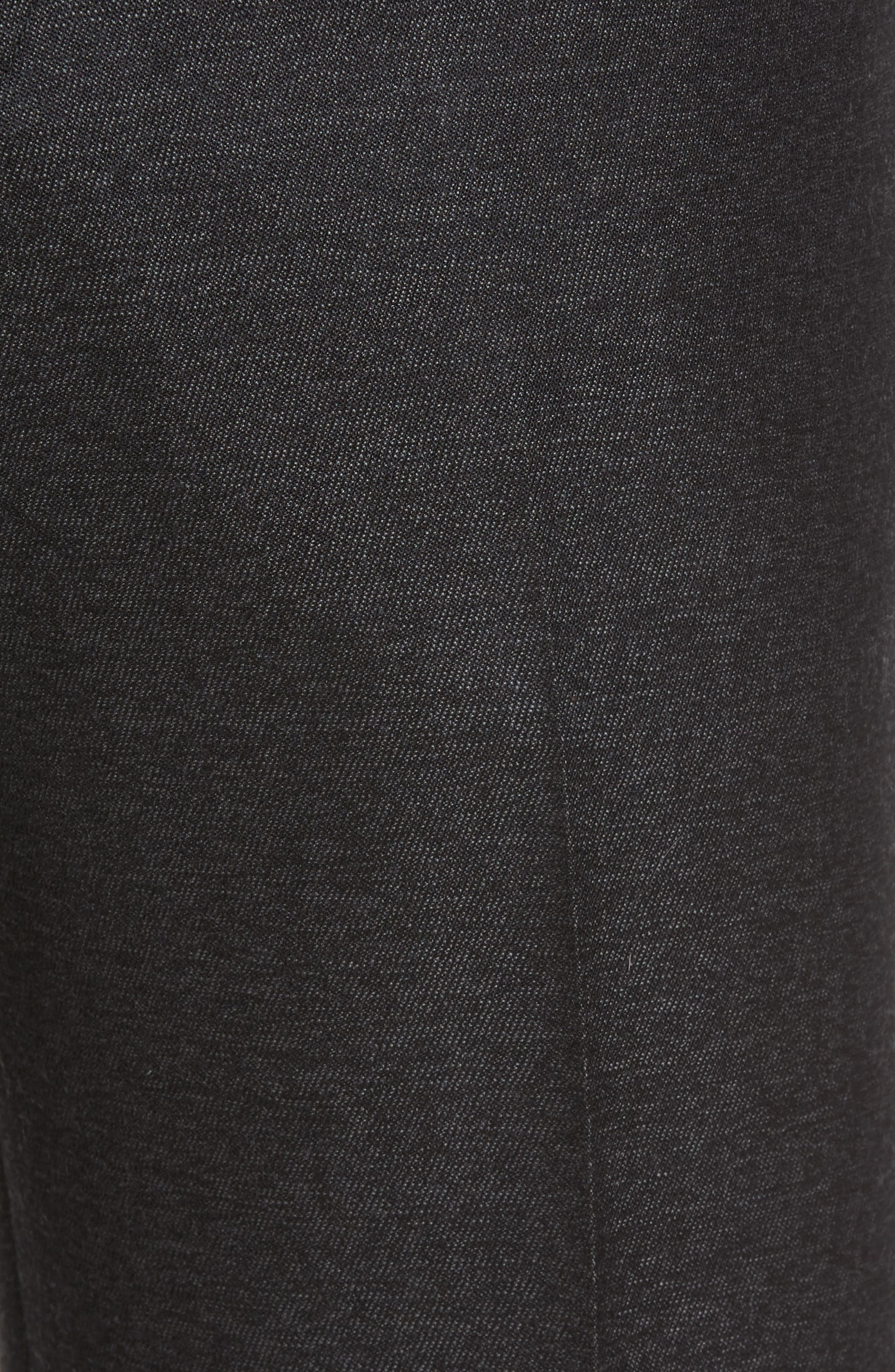 Sartorial Wool Five-Pocket Pants,                             Alternate thumbnail 5, color,                             001
