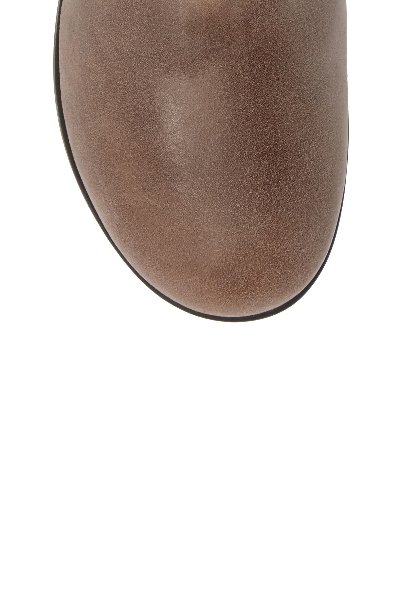 'Sarnia' Boot,                             Alternate thumbnail 5, color,                             MUD SUEDE