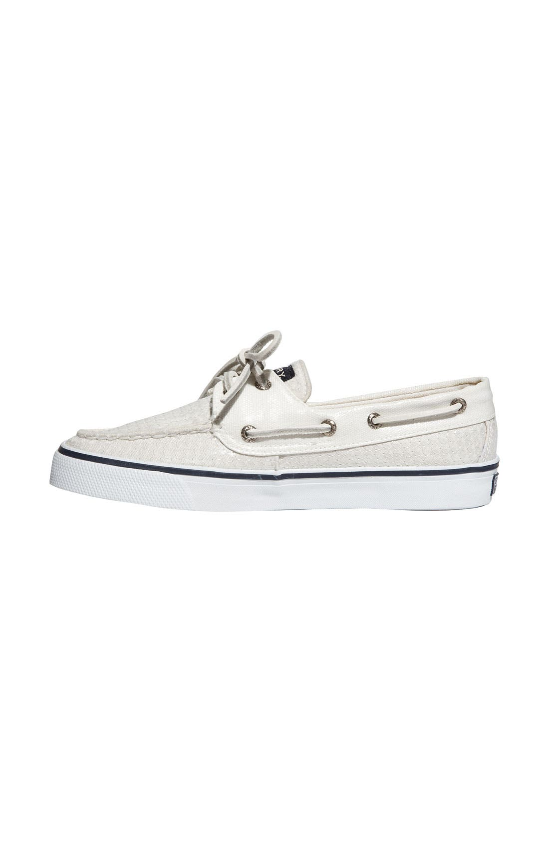 Top-Sider<sup>®</sup> 'Bahama' Sequined Boat Shoe,                             Alternate thumbnail 97, color,
