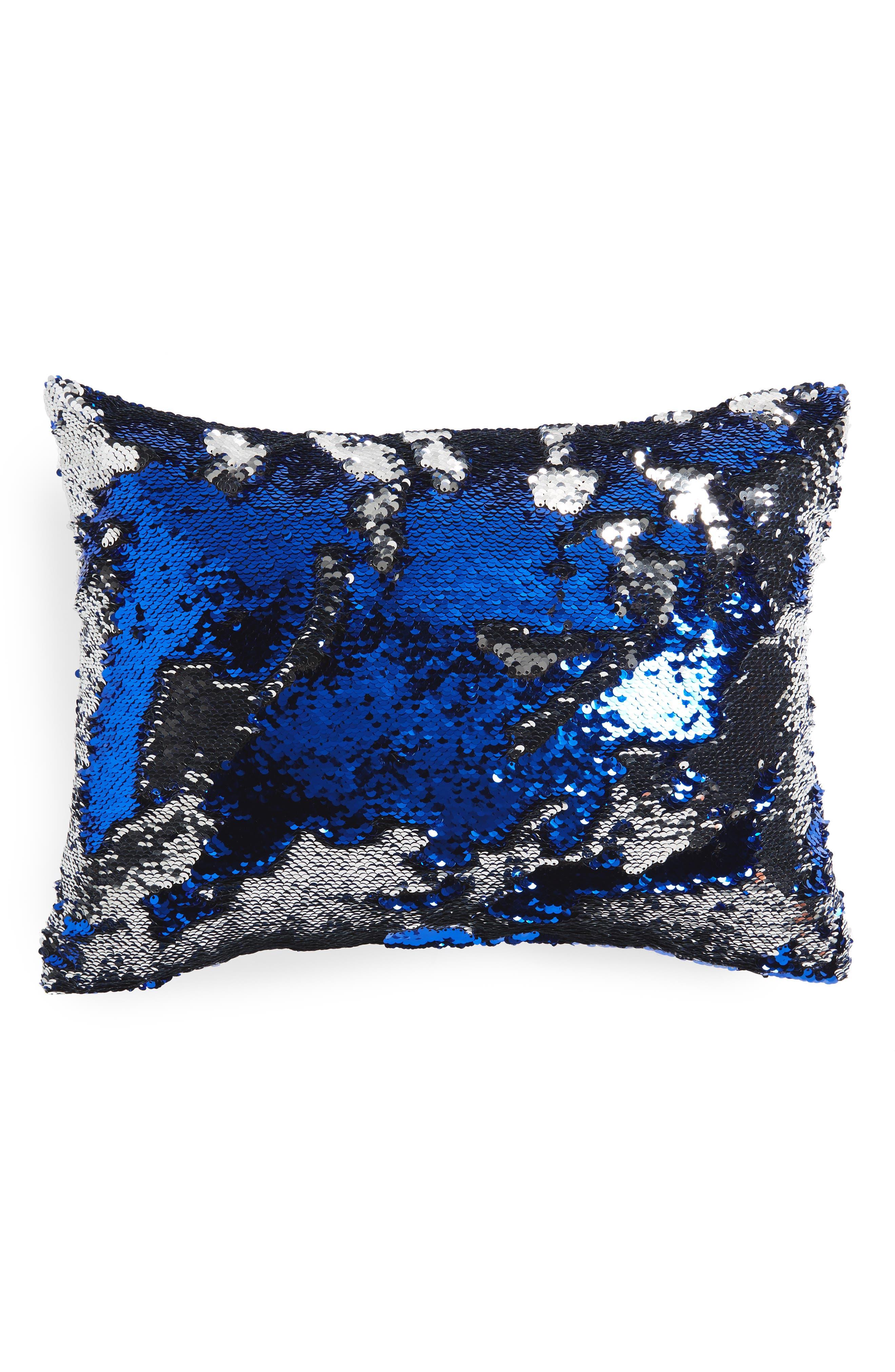 Sequin Pillow,                             Alternate thumbnail 5, color,                             400