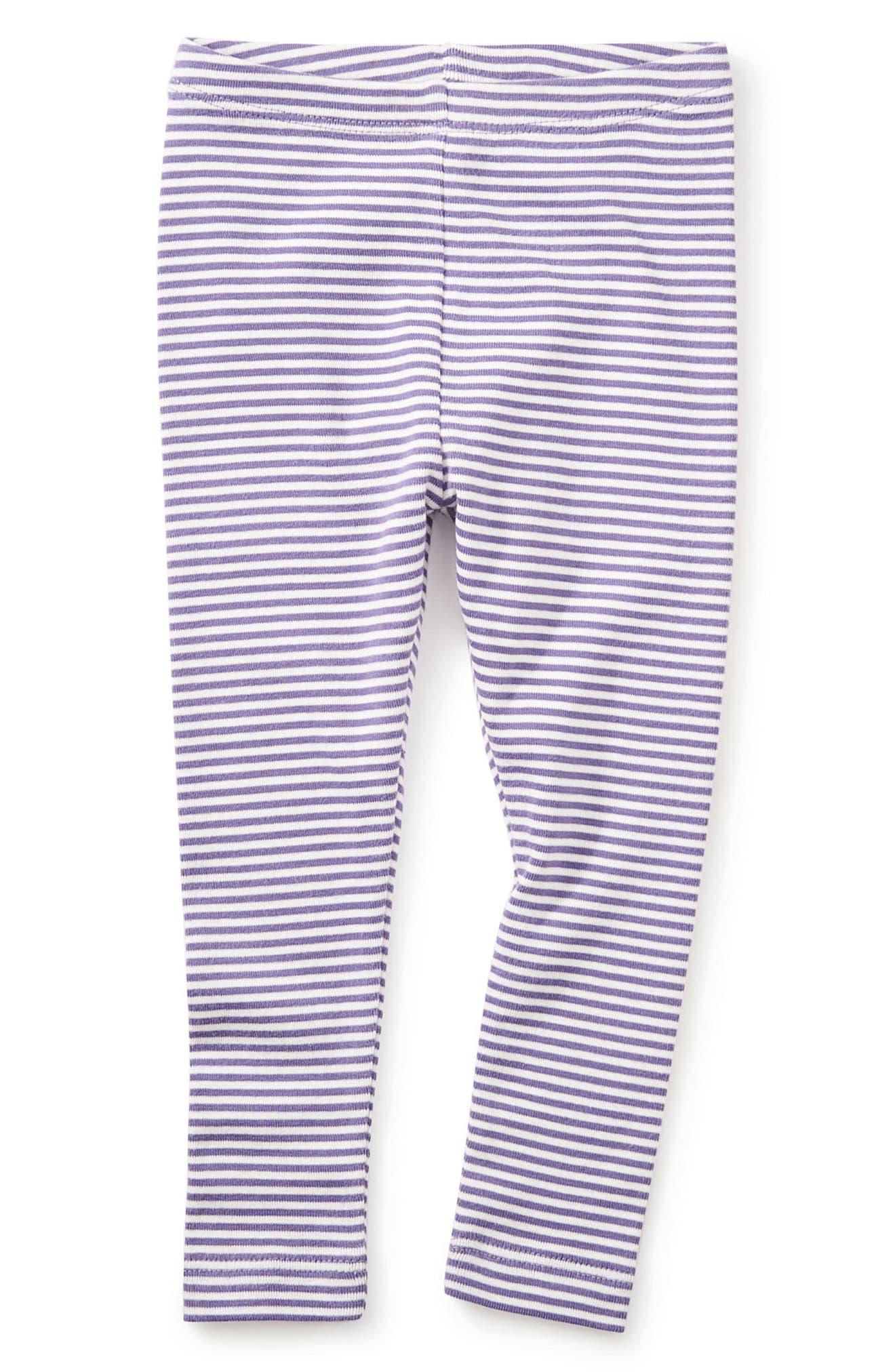 Stripe Leggings,                         Main,                         color, 500