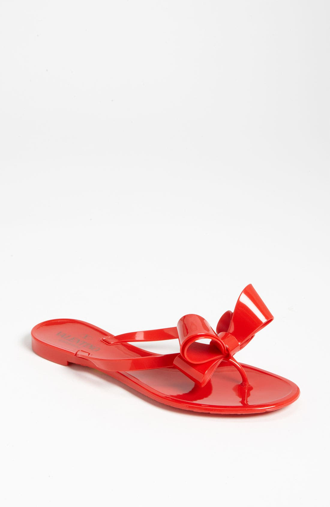 Couture Bow Thong Sandal,                             Alternate thumbnail 35, color,