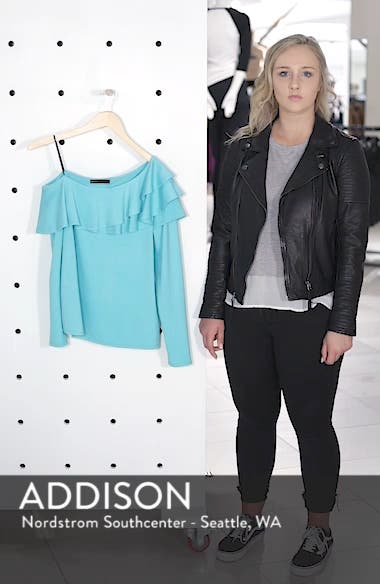 x Living in Yellow Elizabeth Date Night Top, sales video thumbnail