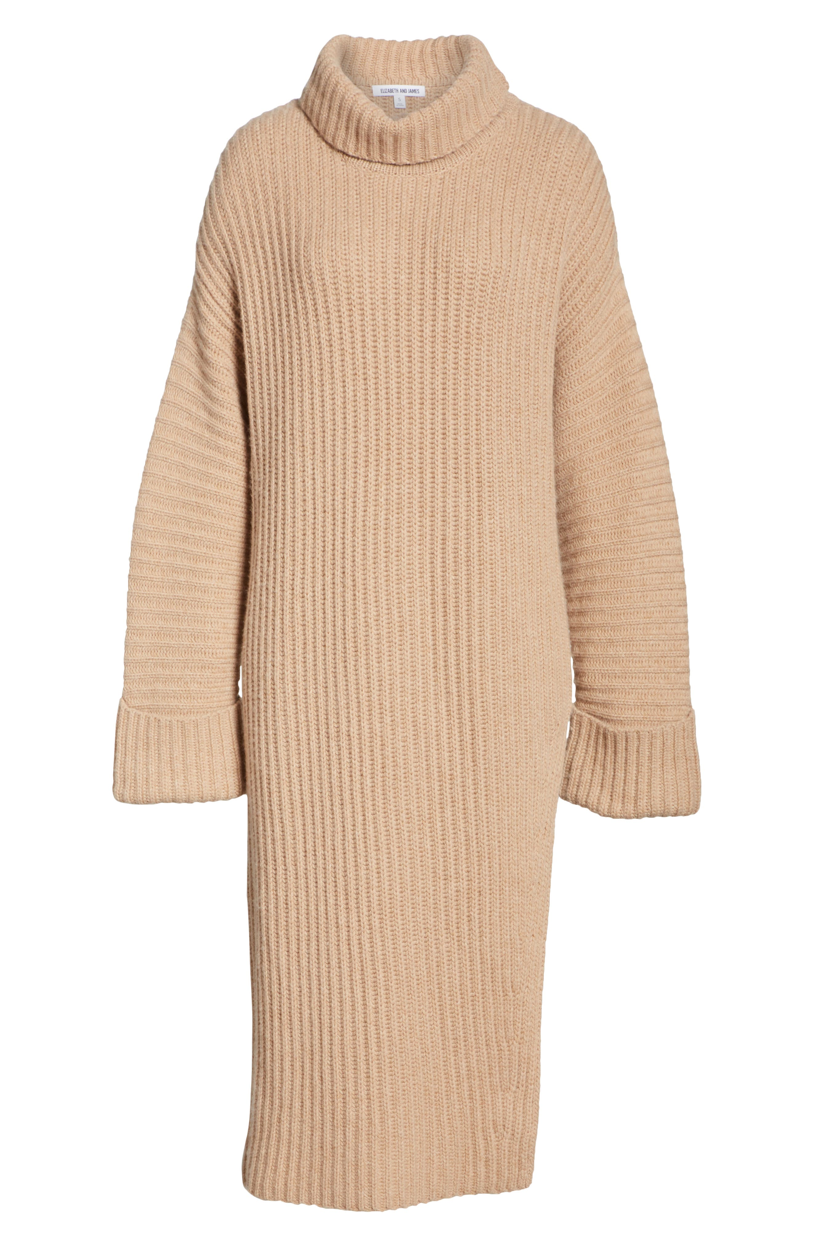 ELIZABETH AND JAMES,                             Mae Wool & Cashmere Sweater,                             Alternate thumbnail 6, color,                             250