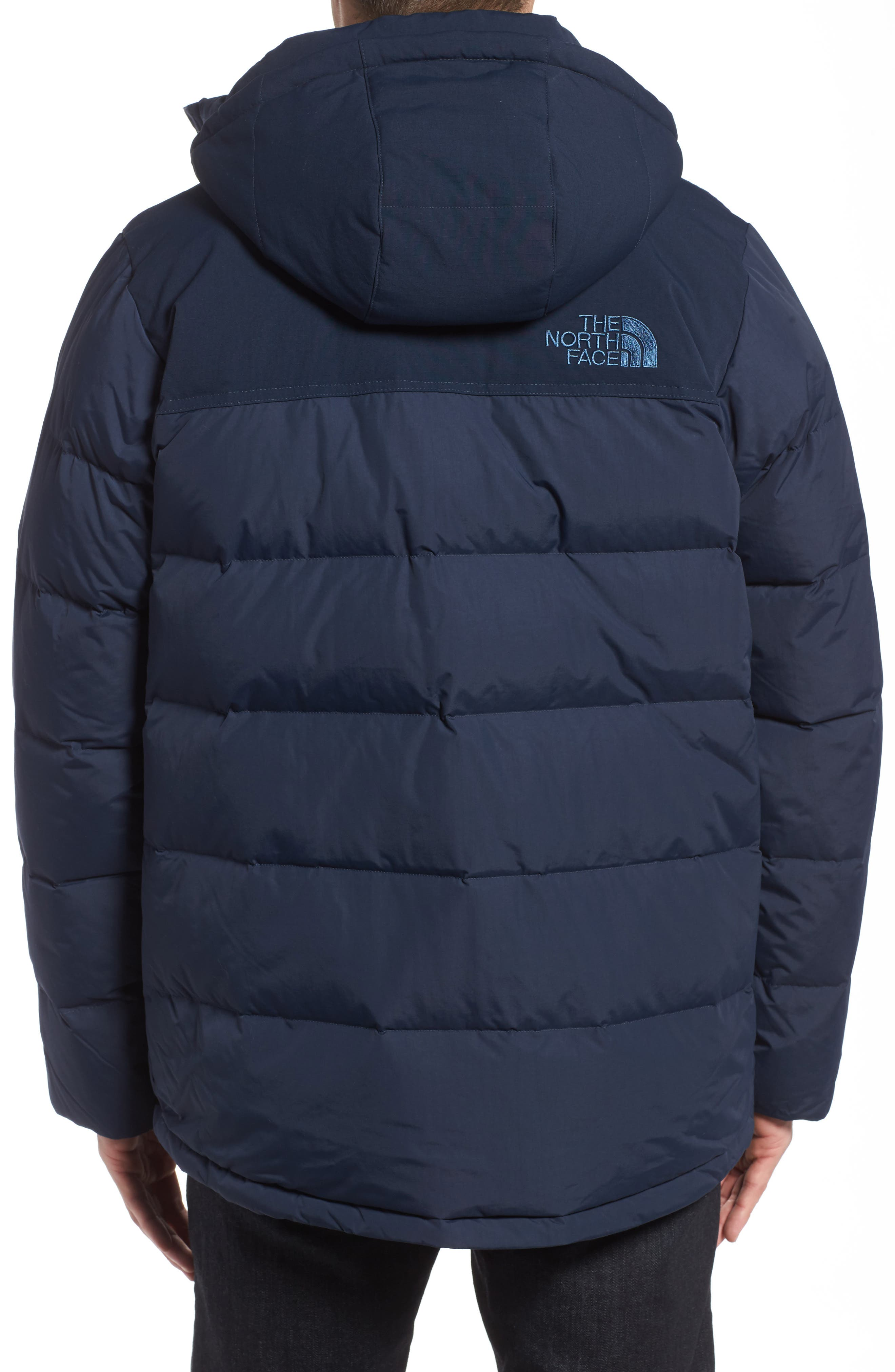 Nuptse Ridge Down Jacket,                             Alternate thumbnail 12, color,