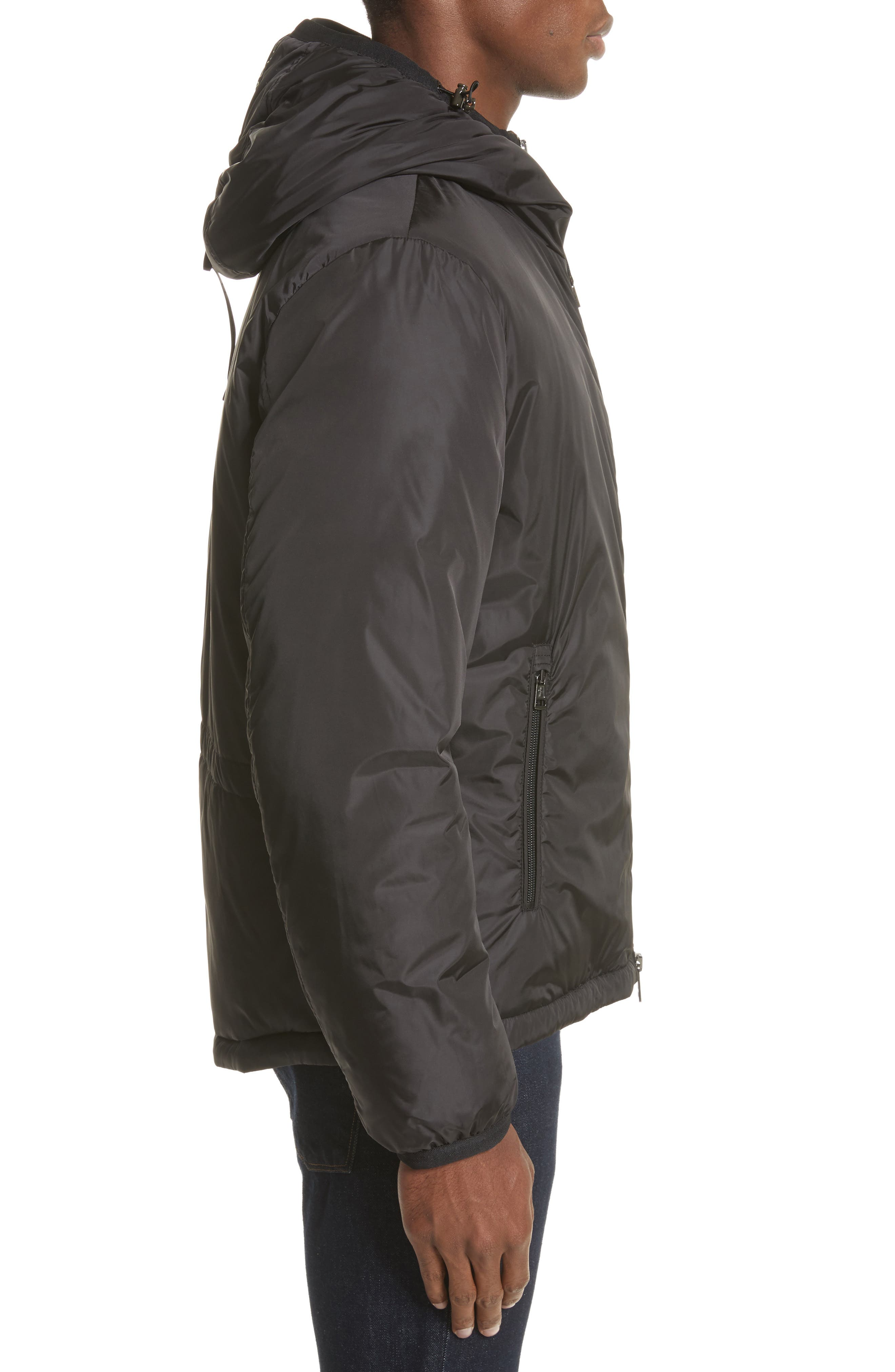 Guimet Hooded Down Jacket,                             Alternate thumbnail 5, color,