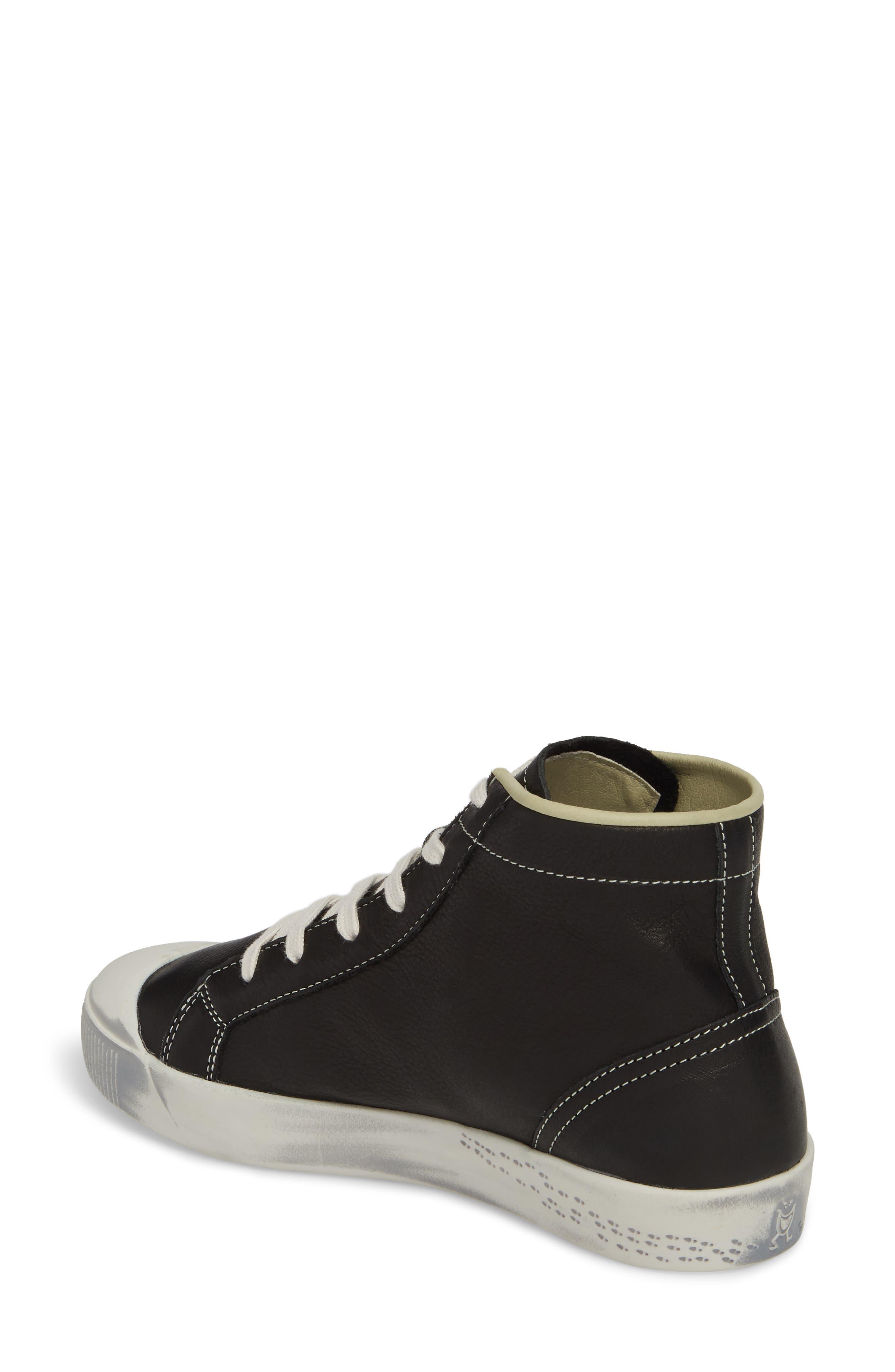 Kip High Top Sneaker,                             Alternate thumbnail 2, color,                             001