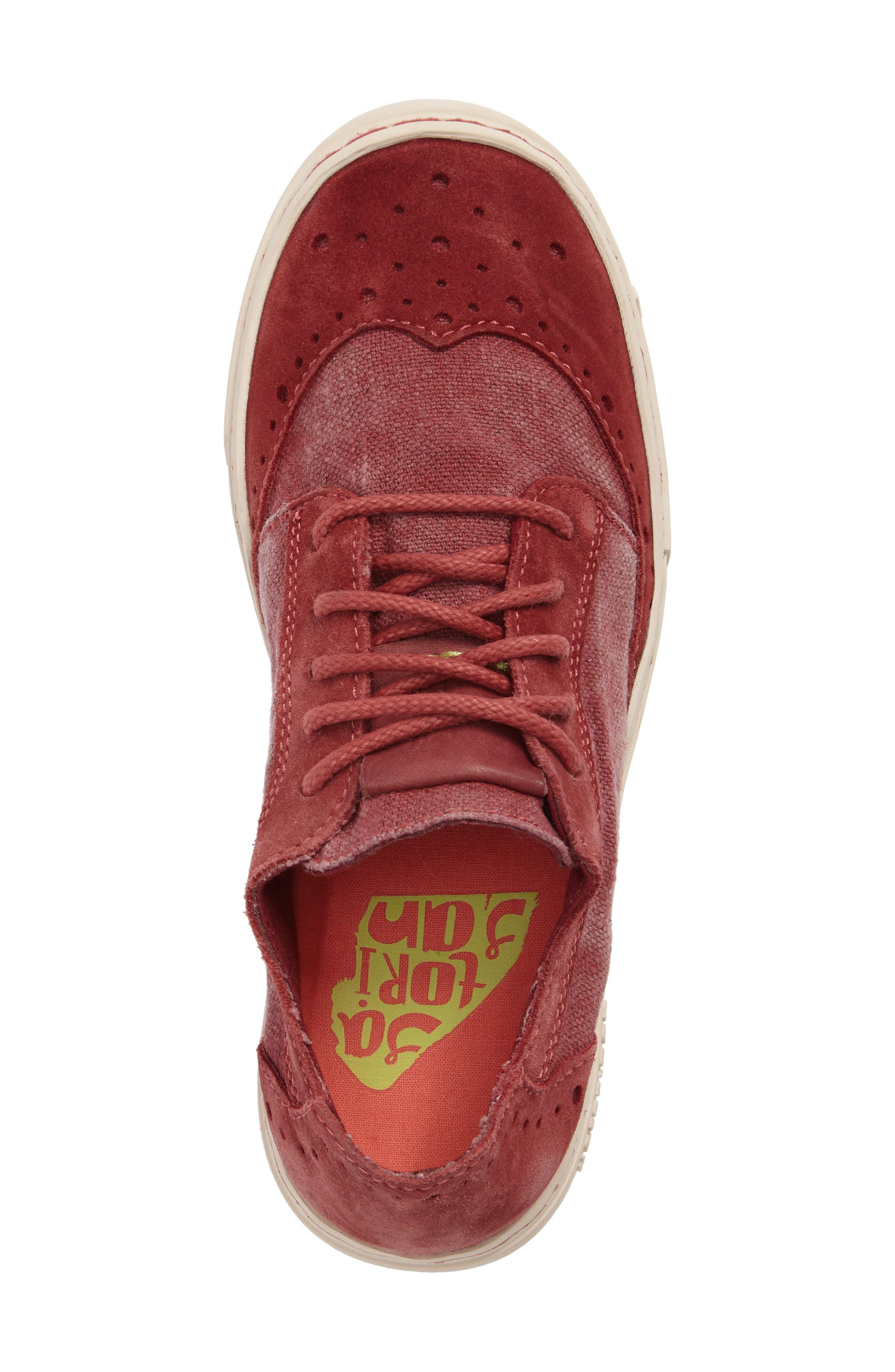 Yukai Sneaker,                             Alternate thumbnail 5, color,                             SANDALWOOD