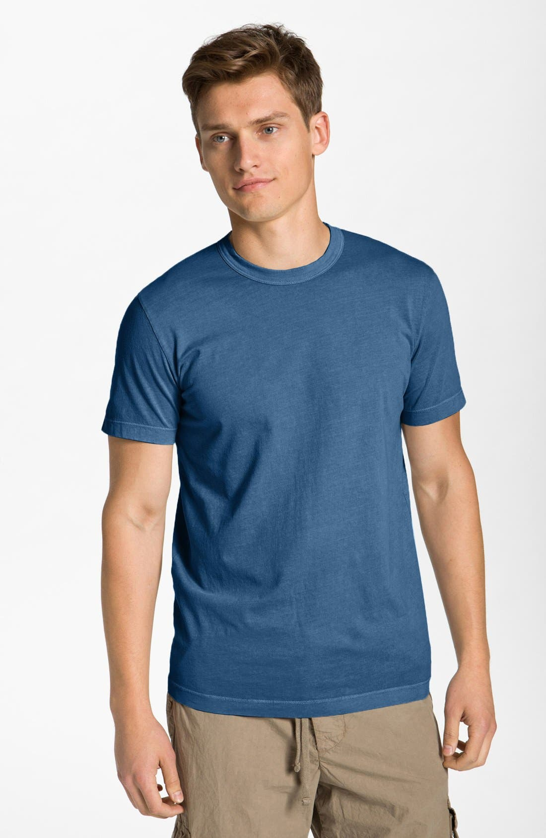 Crewneck Jersey T-Shirt,                             Main thumbnail 76, color,