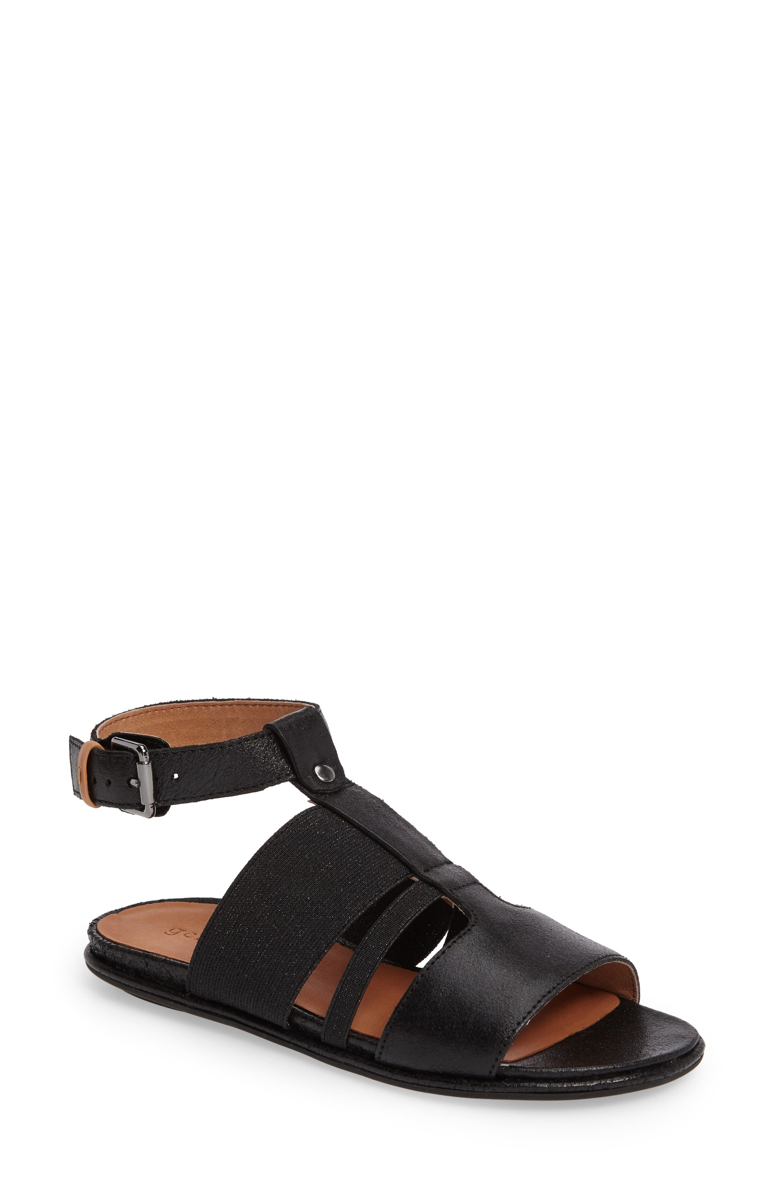by Kenneth Cole Ophelia Sandal,                             Main thumbnail 1, color,                             001
