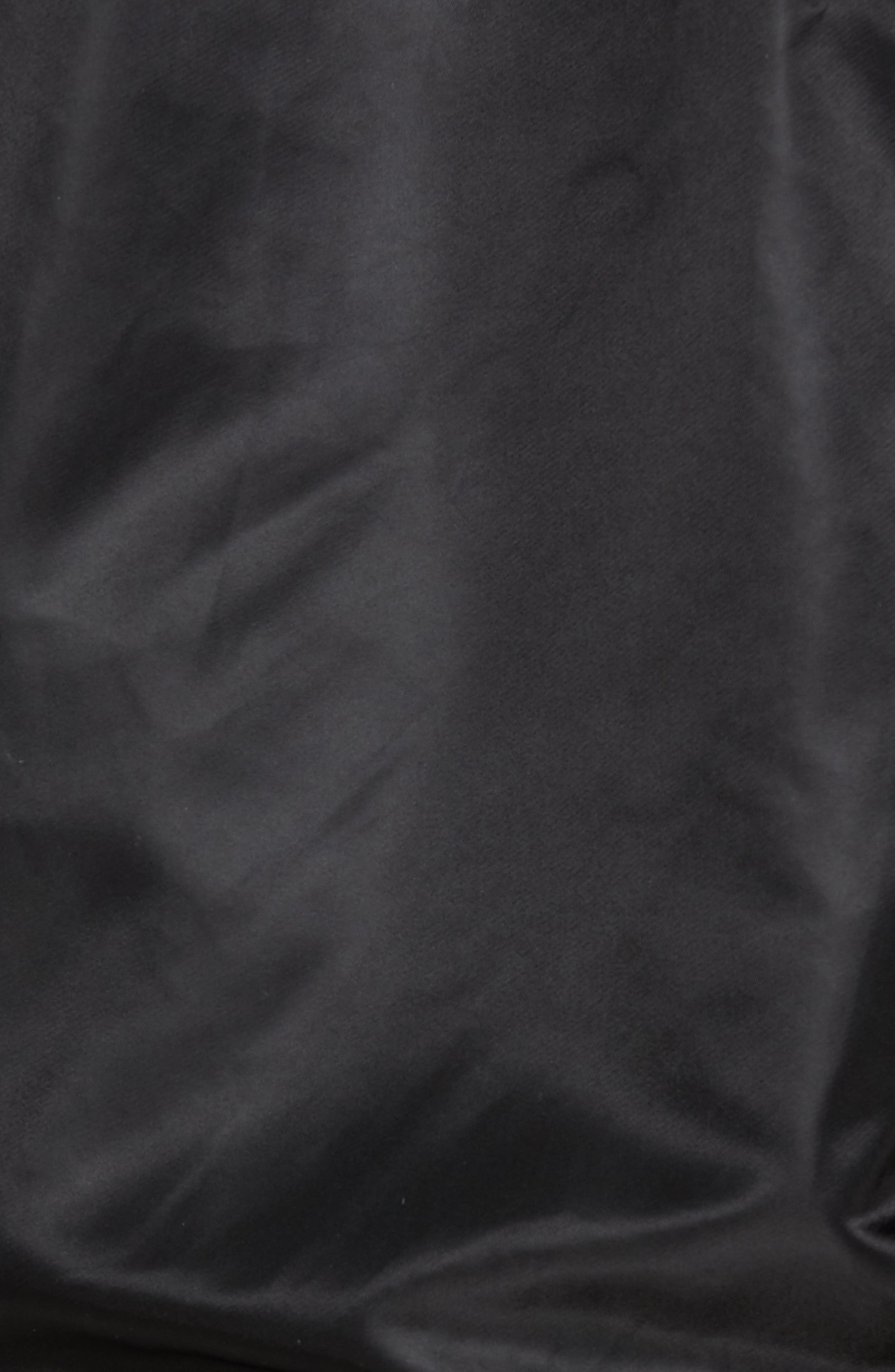Lightweight L2-B Flight Jacket with Knit Hood,                             Alternate thumbnail 17, color,