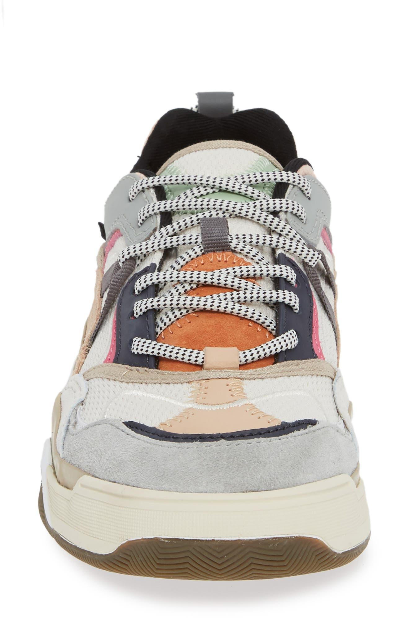 Varix WC Sneaker,                             Alternate thumbnail 4, color,                             MULTI TURTLEDOVE/ TRUE WHITE