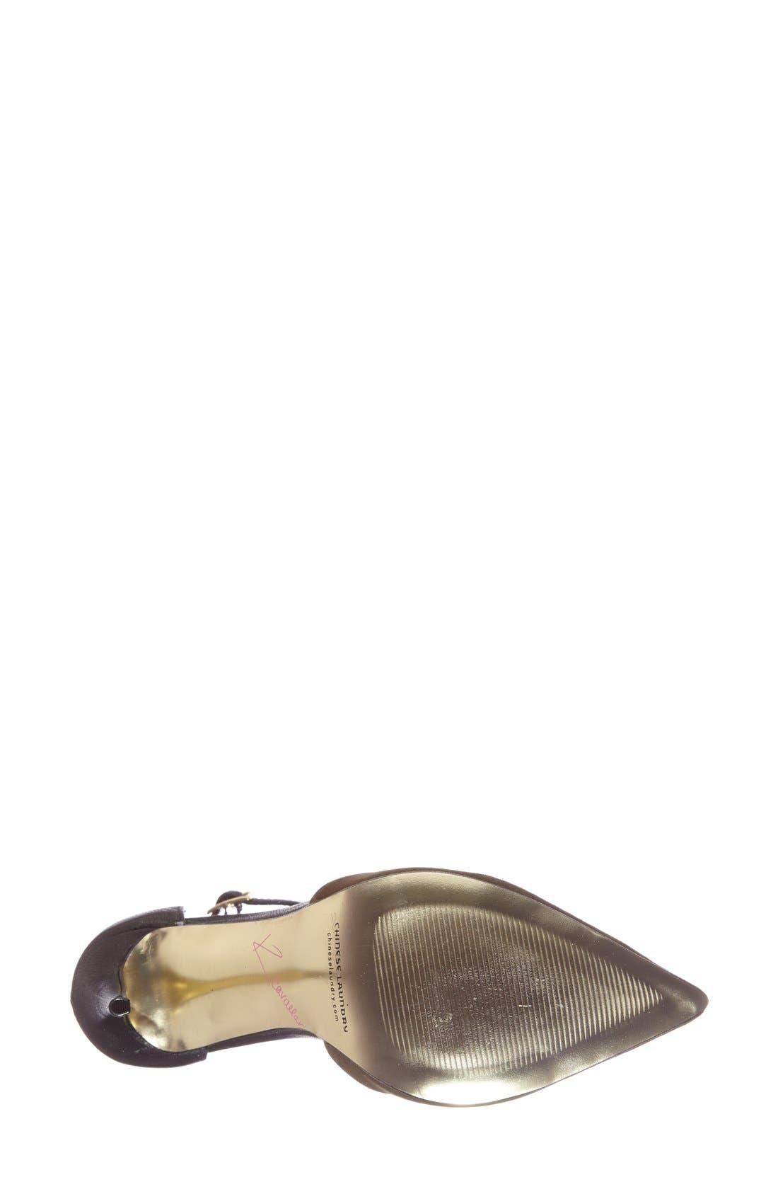 Ankle Strap Pump,                             Alternate thumbnail 2, color,                             013
