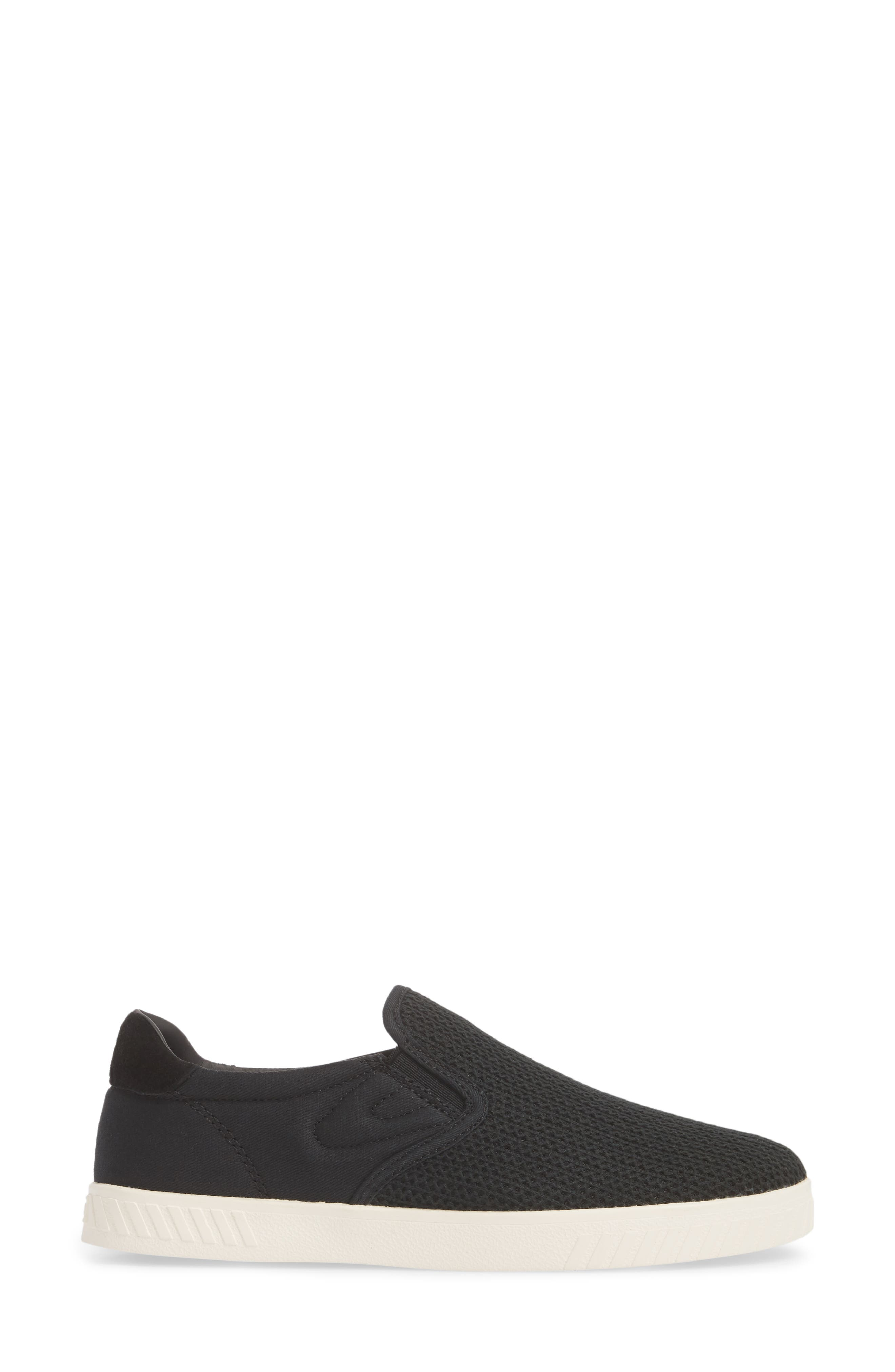 Cruz Mesh Slip-On Sneaker,                             Alternate thumbnail 7, color,