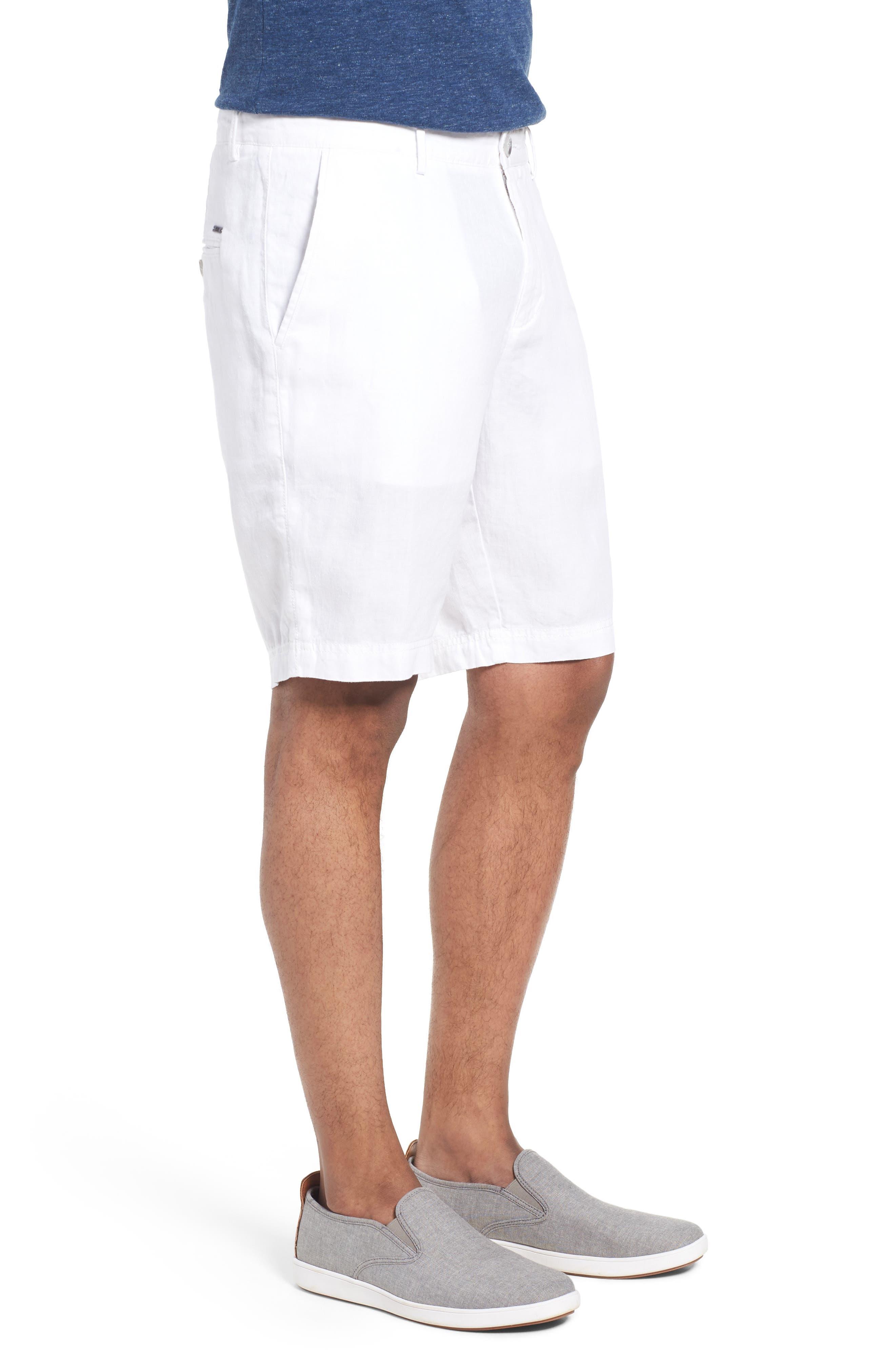 Crigan Linen Shorts,                             Alternate thumbnail 13, color,