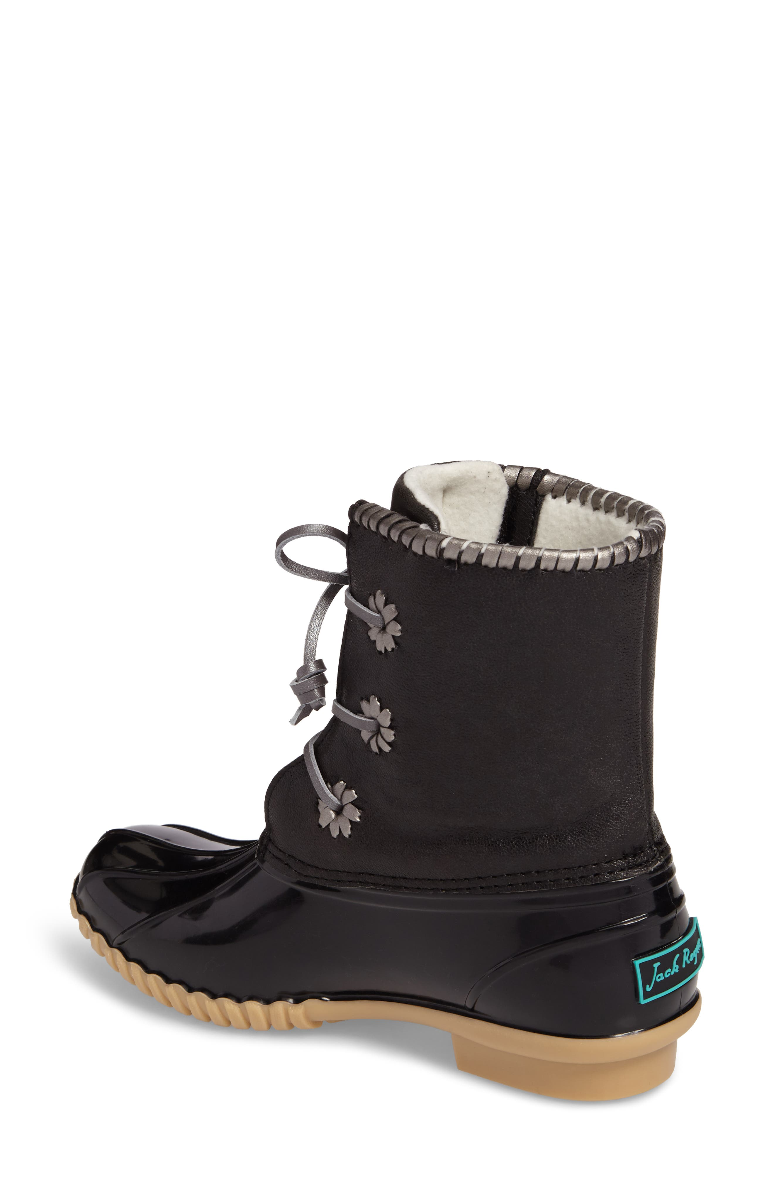'Chloe' Rain Boot,                             Alternate thumbnail 2, color,                             003