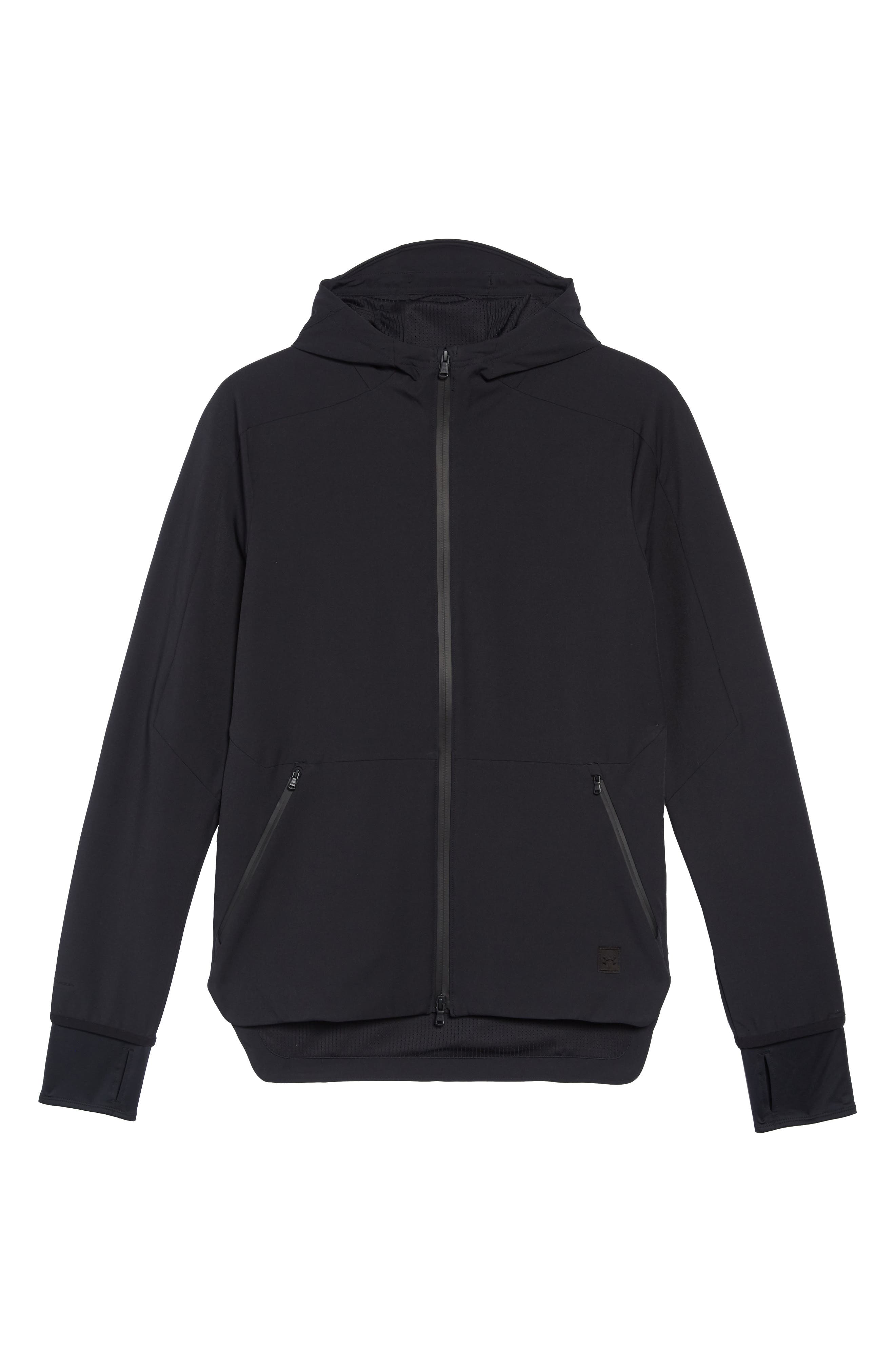 Perpetual Zip Jacket,                             Alternate thumbnail 5, color,                             001