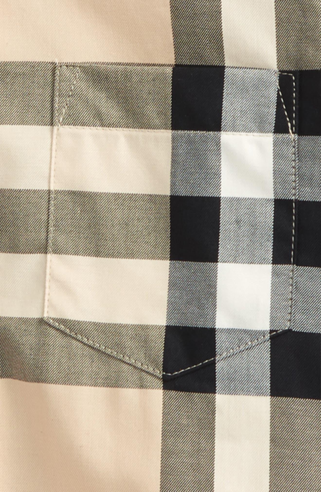Fred Check Shirt,                             Alternate thumbnail 2, color,                             272