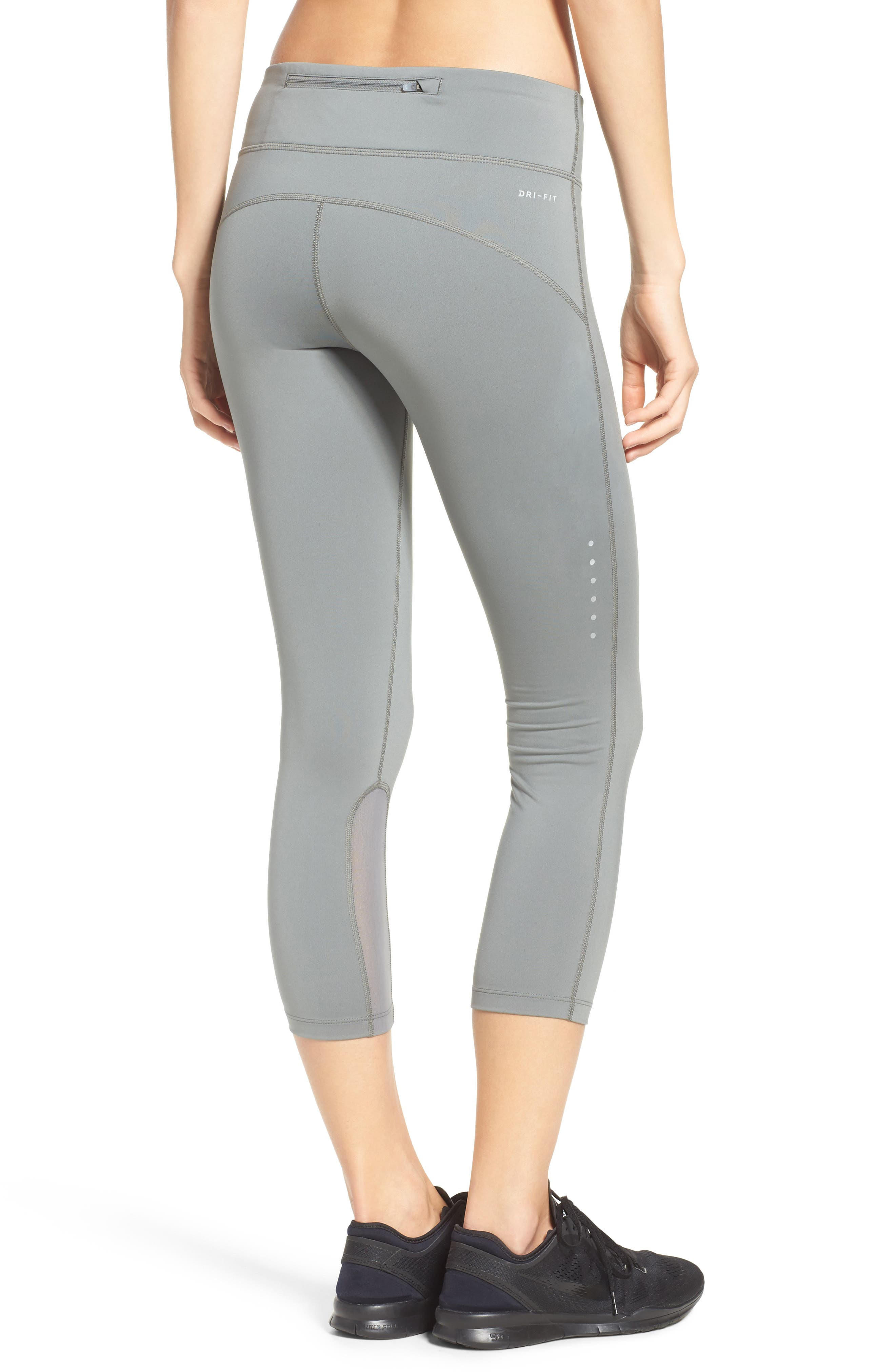 Power Epic Run Crop Tights,                             Alternate thumbnail 10, color,