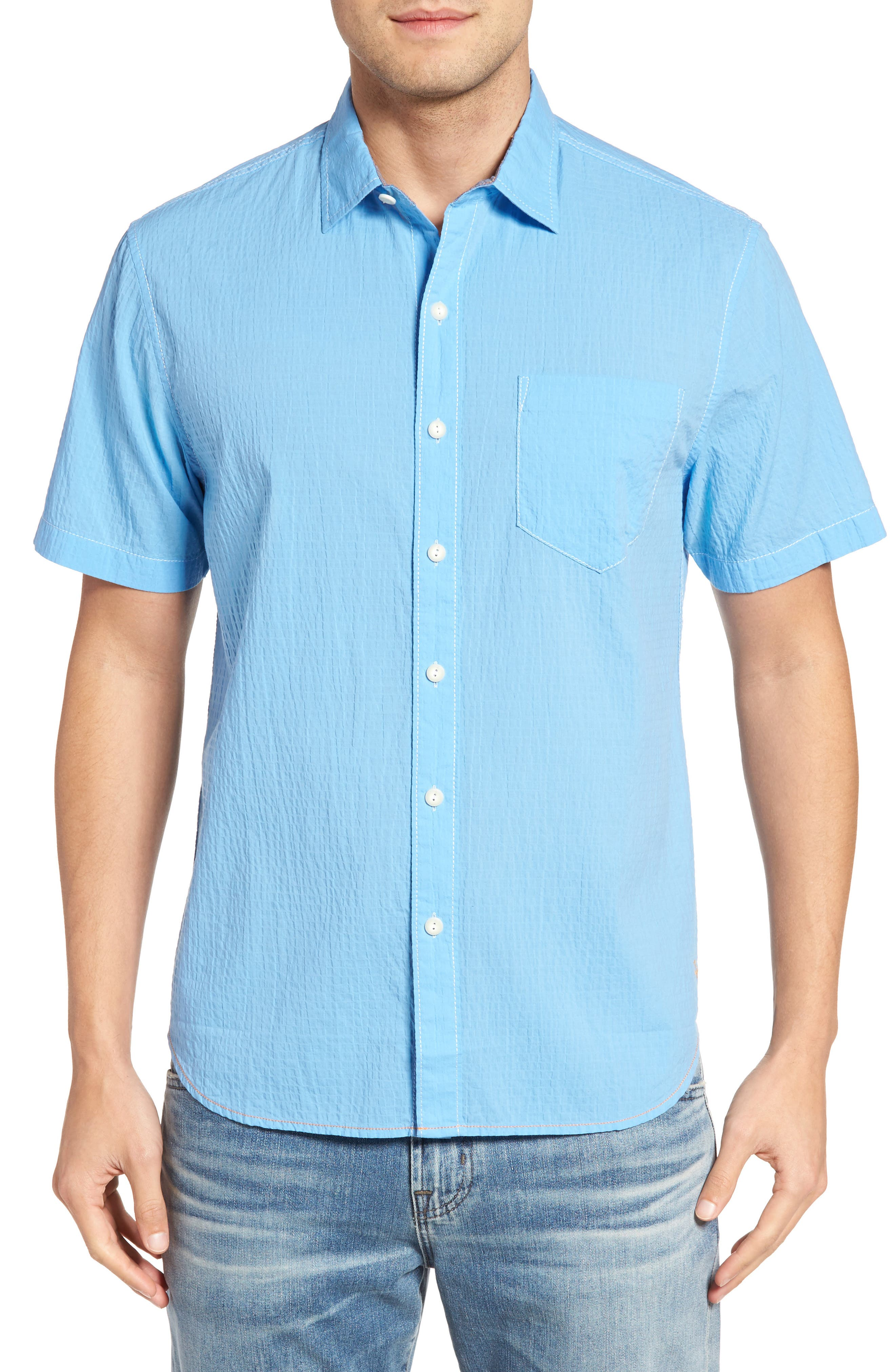 The Salvatore Sport Shirt,                             Main thumbnail 4, color,