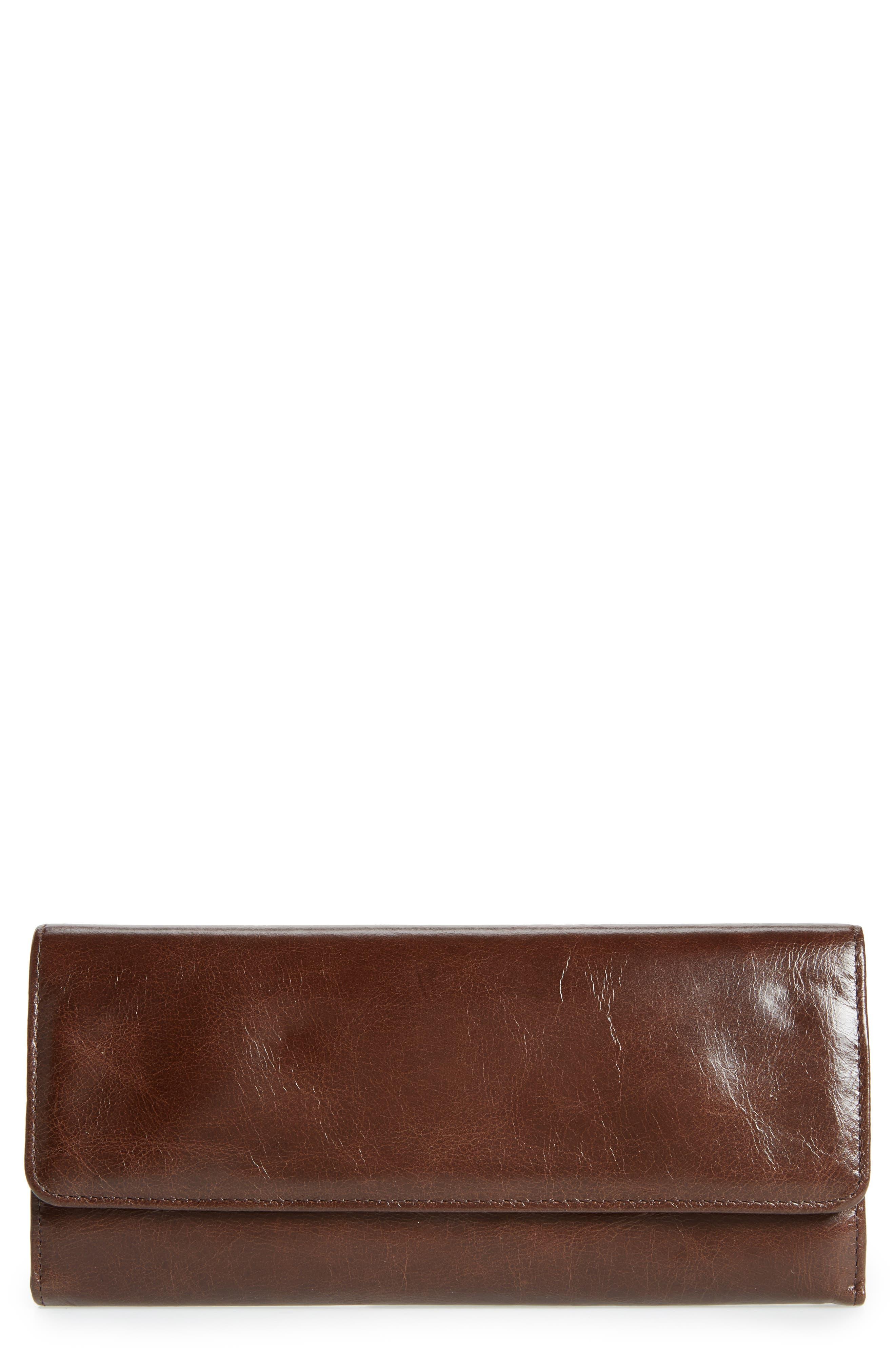 'Sadie' Leather Wallet,                             Main thumbnail 3, color,