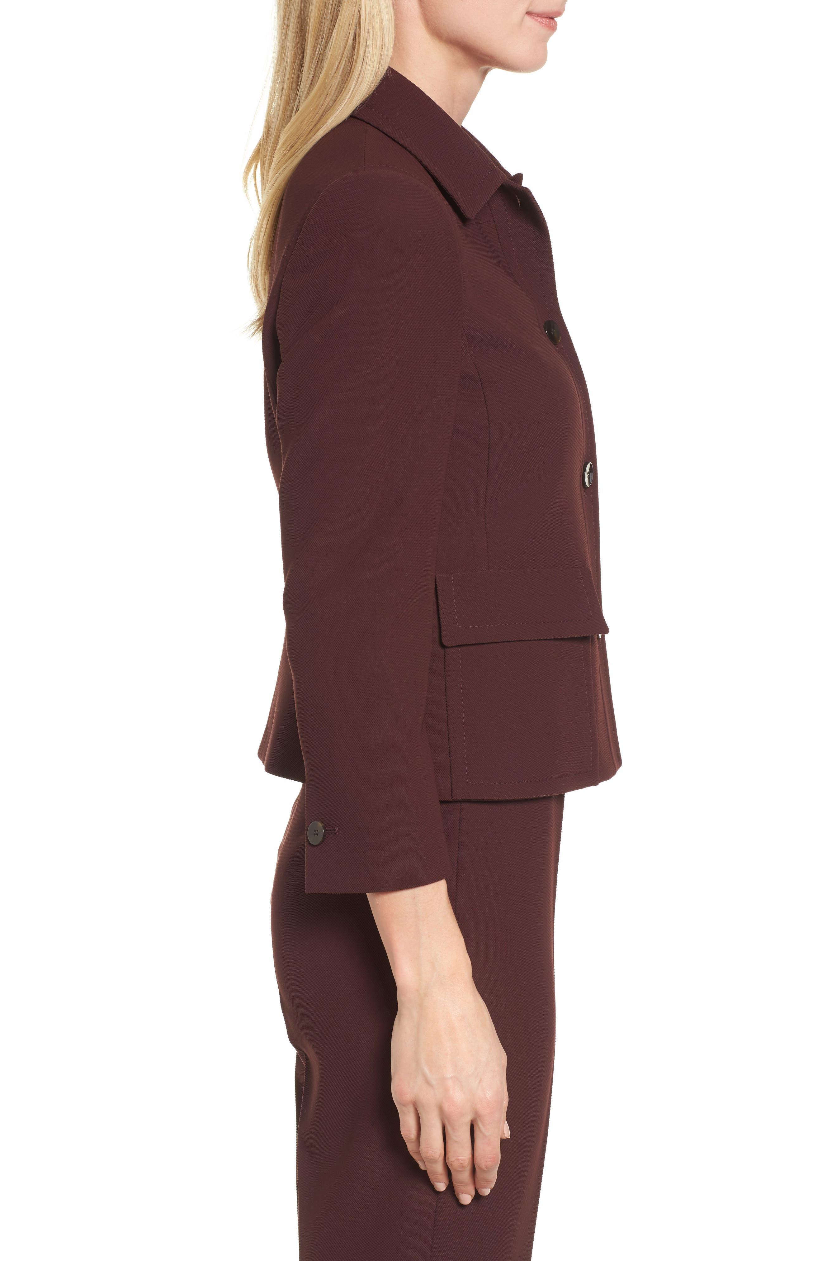 Juriona Suit Jacket,                             Alternate thumbnail 3, color,                             602
