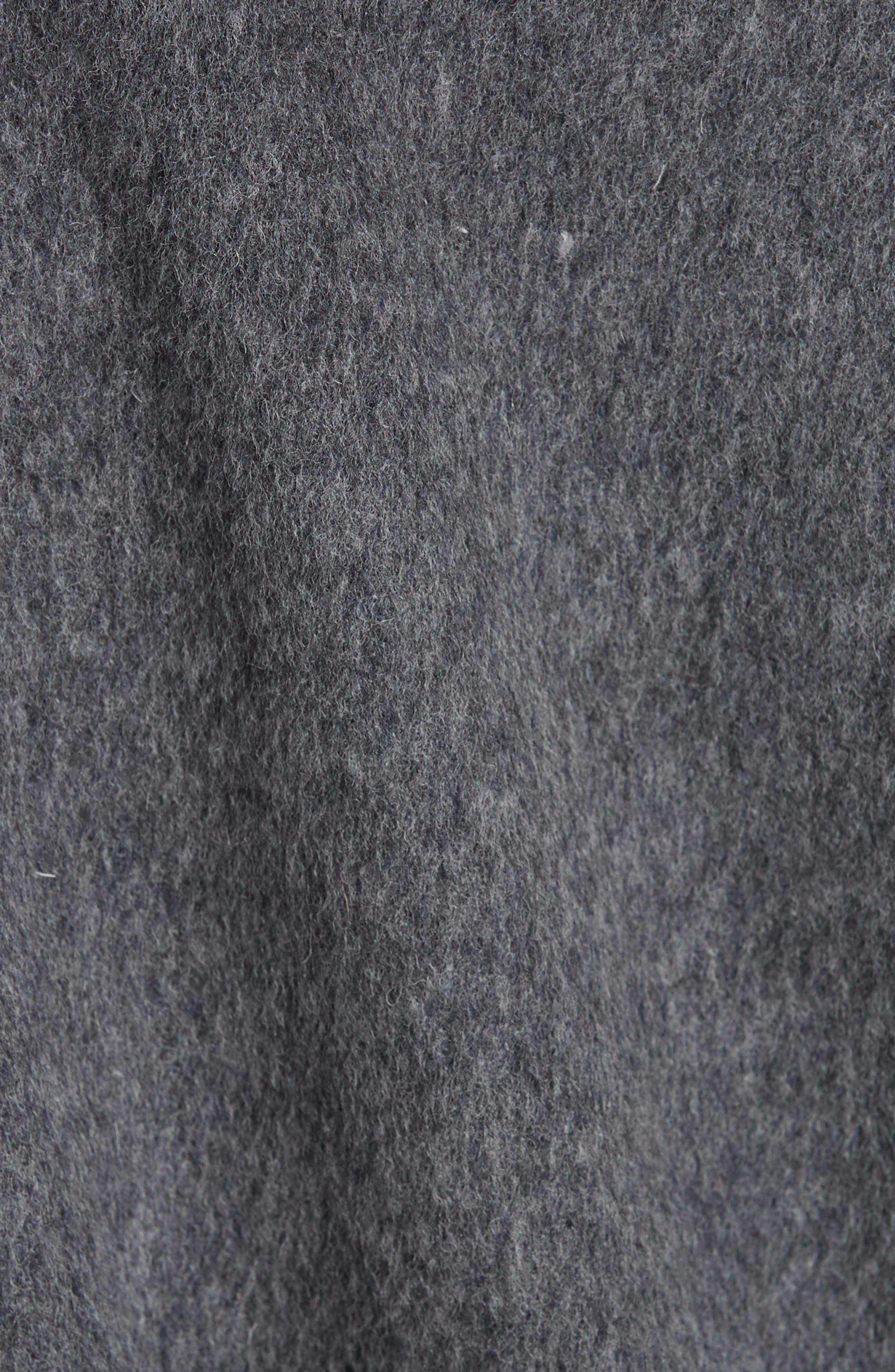 Blanket Coat,                             Alternate thumbnail 7, color,                             H GREY