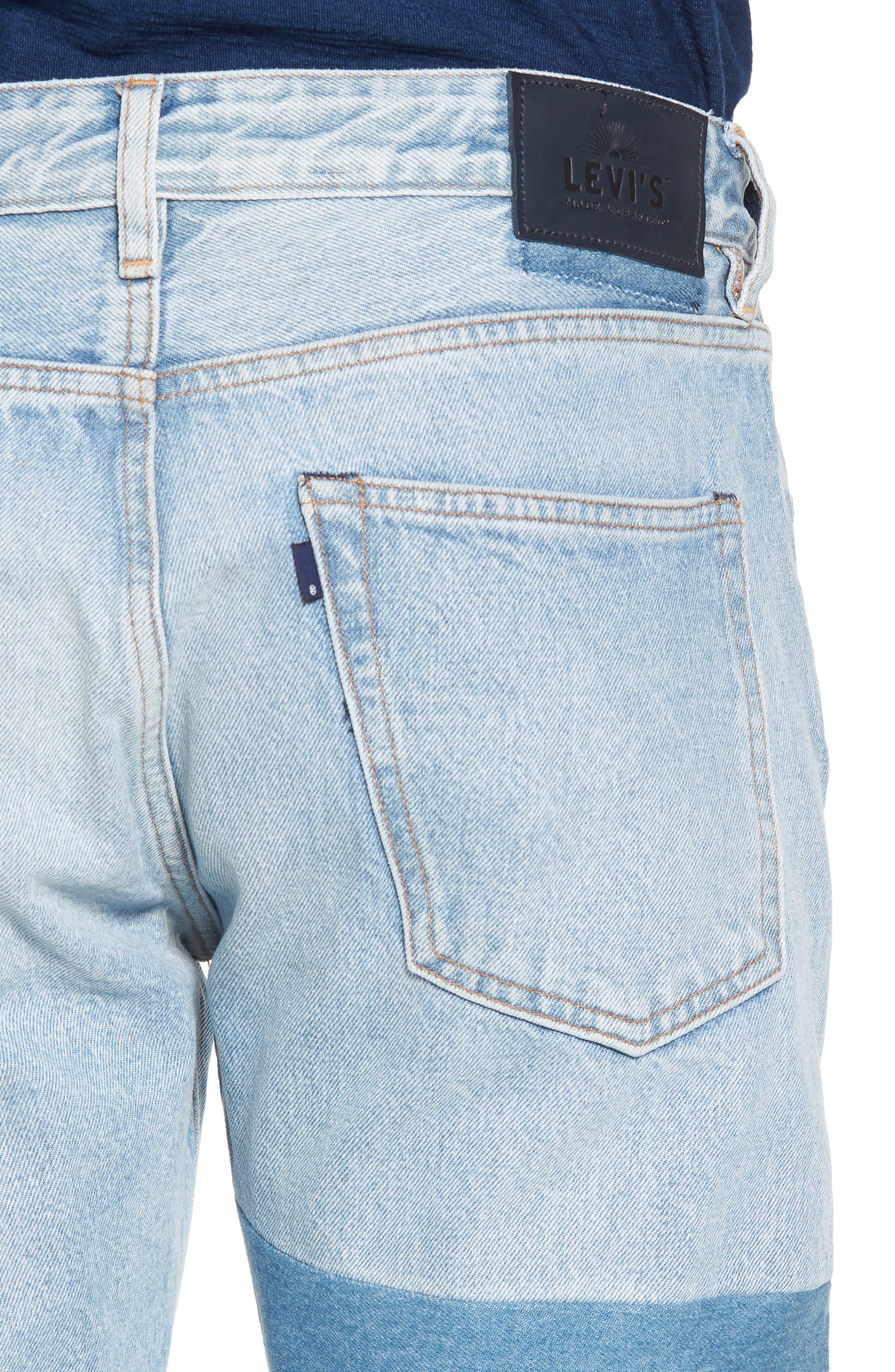 Studio Slim Fit Jeans,                             Alternate thumbnail 4, color,                             420