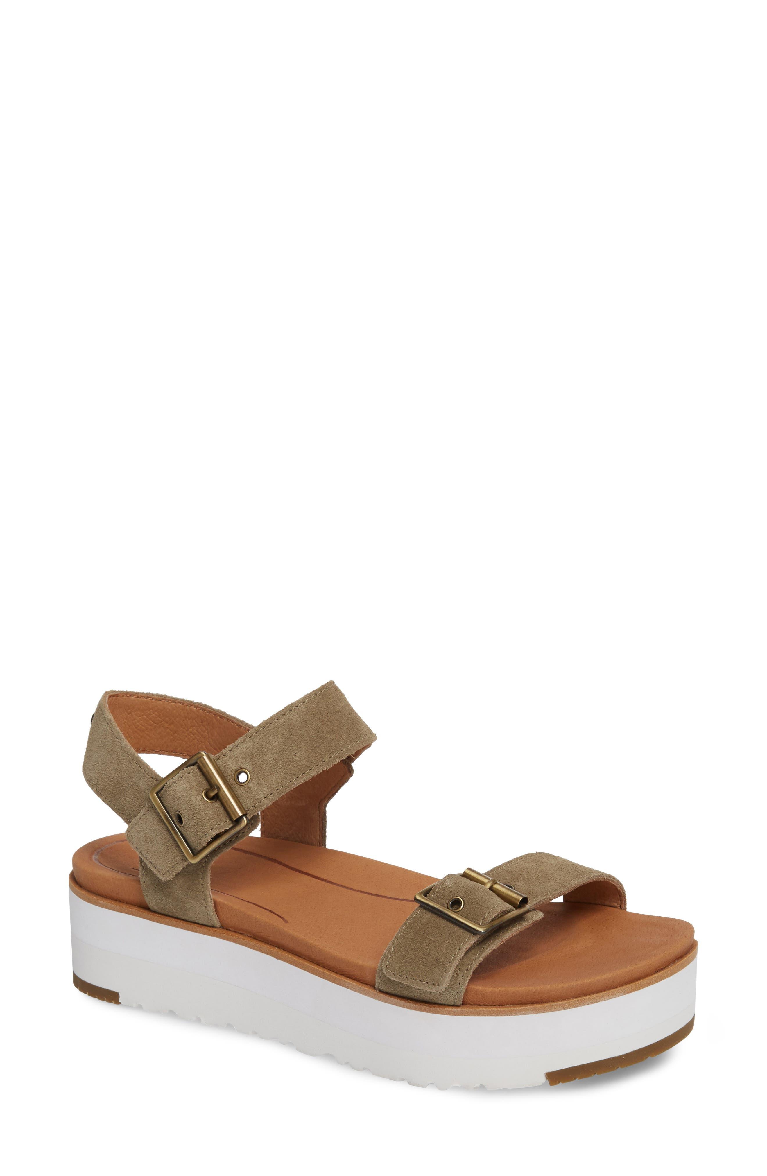 Angie Platform Sandal,                             Main thumbnail 3, color,