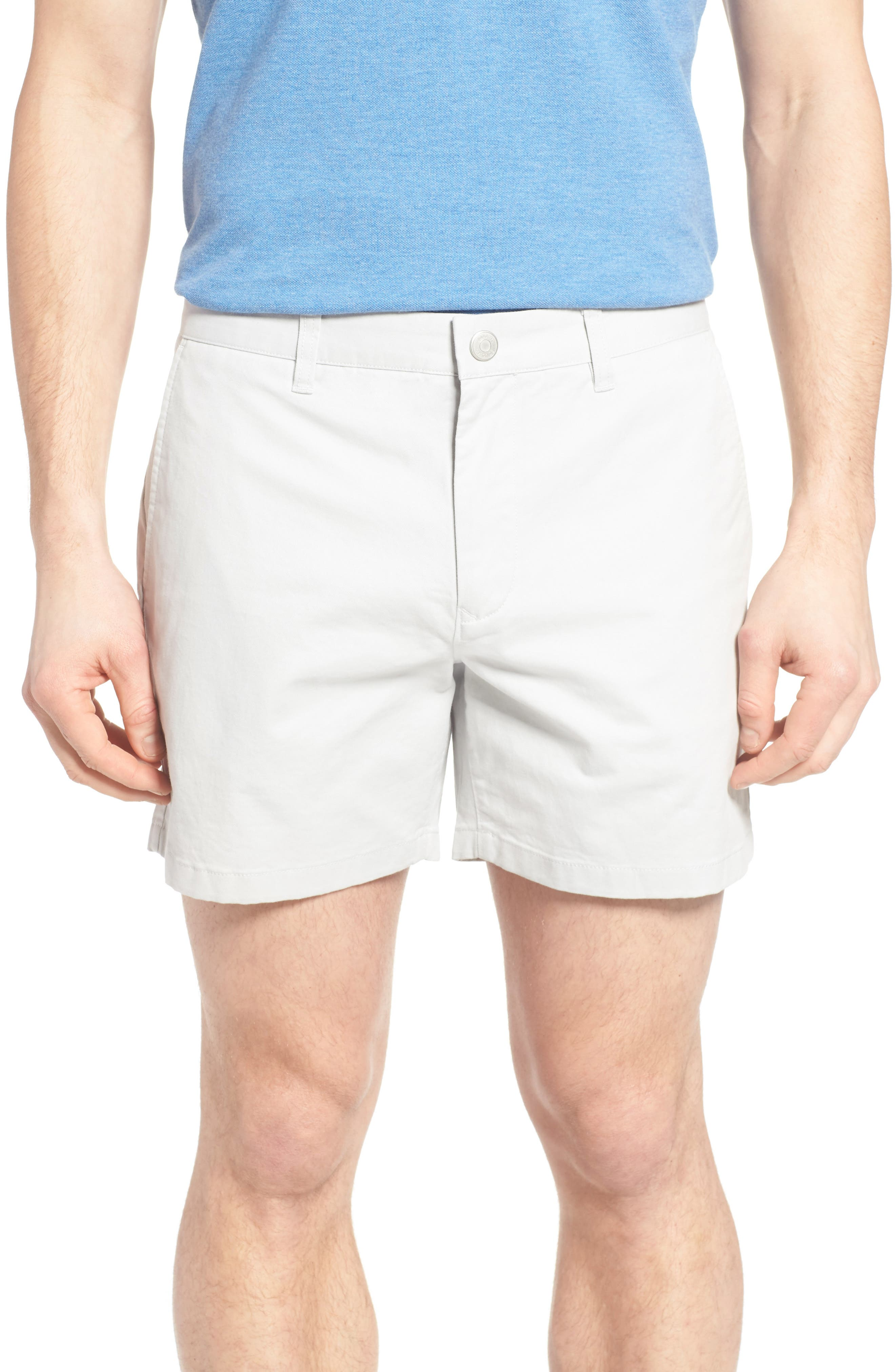 Stretch Washed Chino 5-Inch Shorts,                             Main thumbnail 21, color,