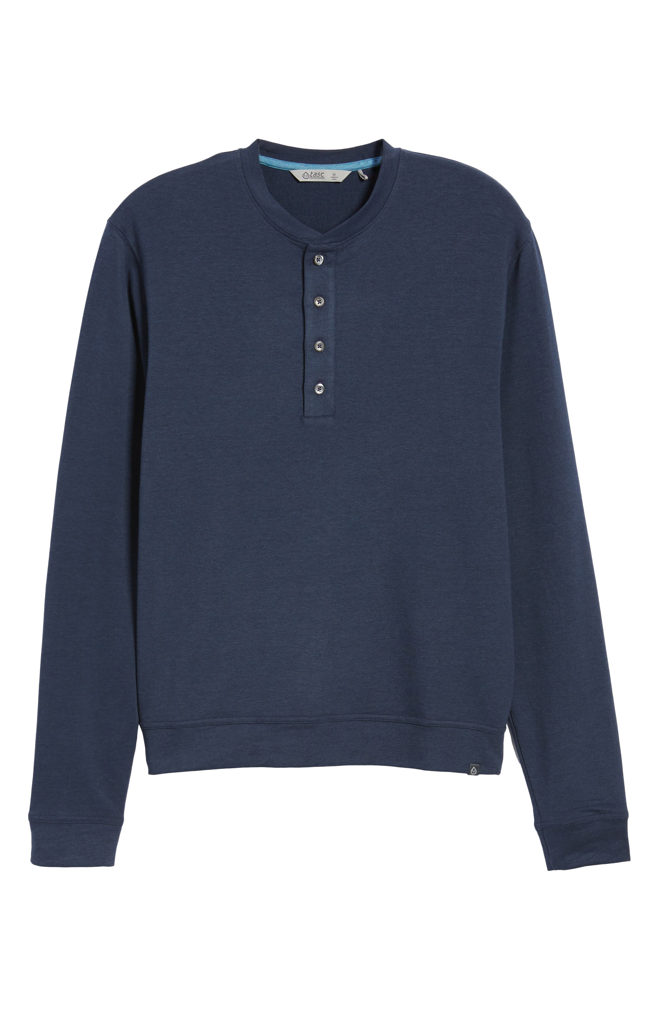 Legacy Henley,                             Alternate thumbnail 6, color,                             CLASSIC NAVY